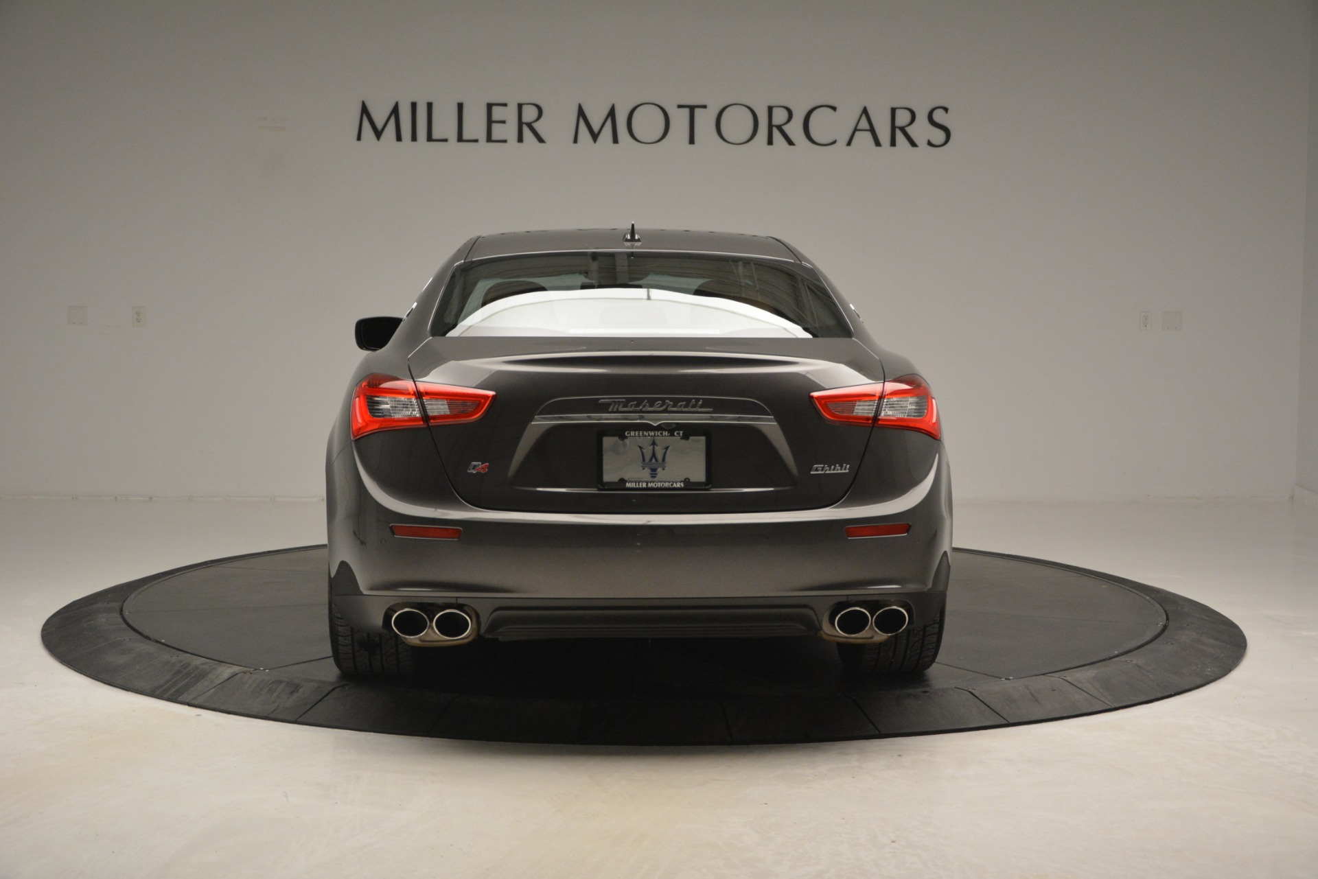 Used 2015 Maserati Ghibli S Q4 For Sale In Greenwich, CT 2941_p7