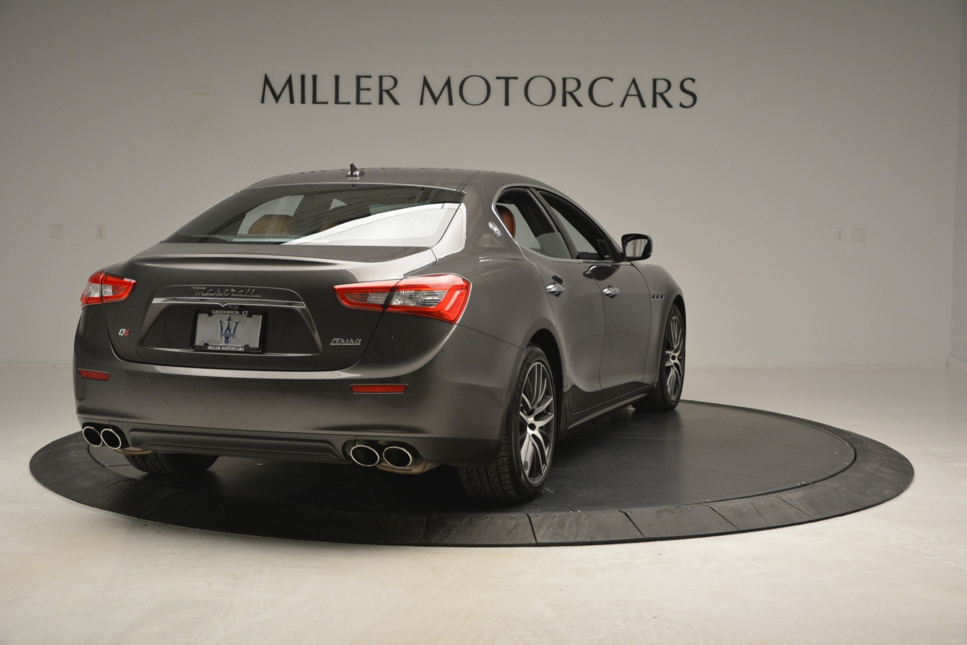 Used 2015 Maserati Ghibli S Q4 For Sale In Greenwich, CT 2941_p8