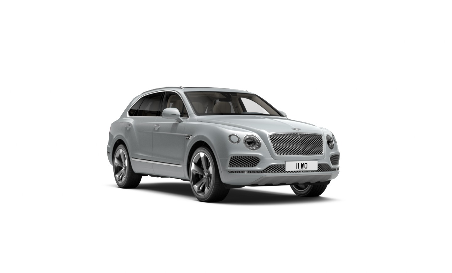 New 2020 Bentley Bentayga Hybrid For Sale In Greenwich, CT 2942_p2