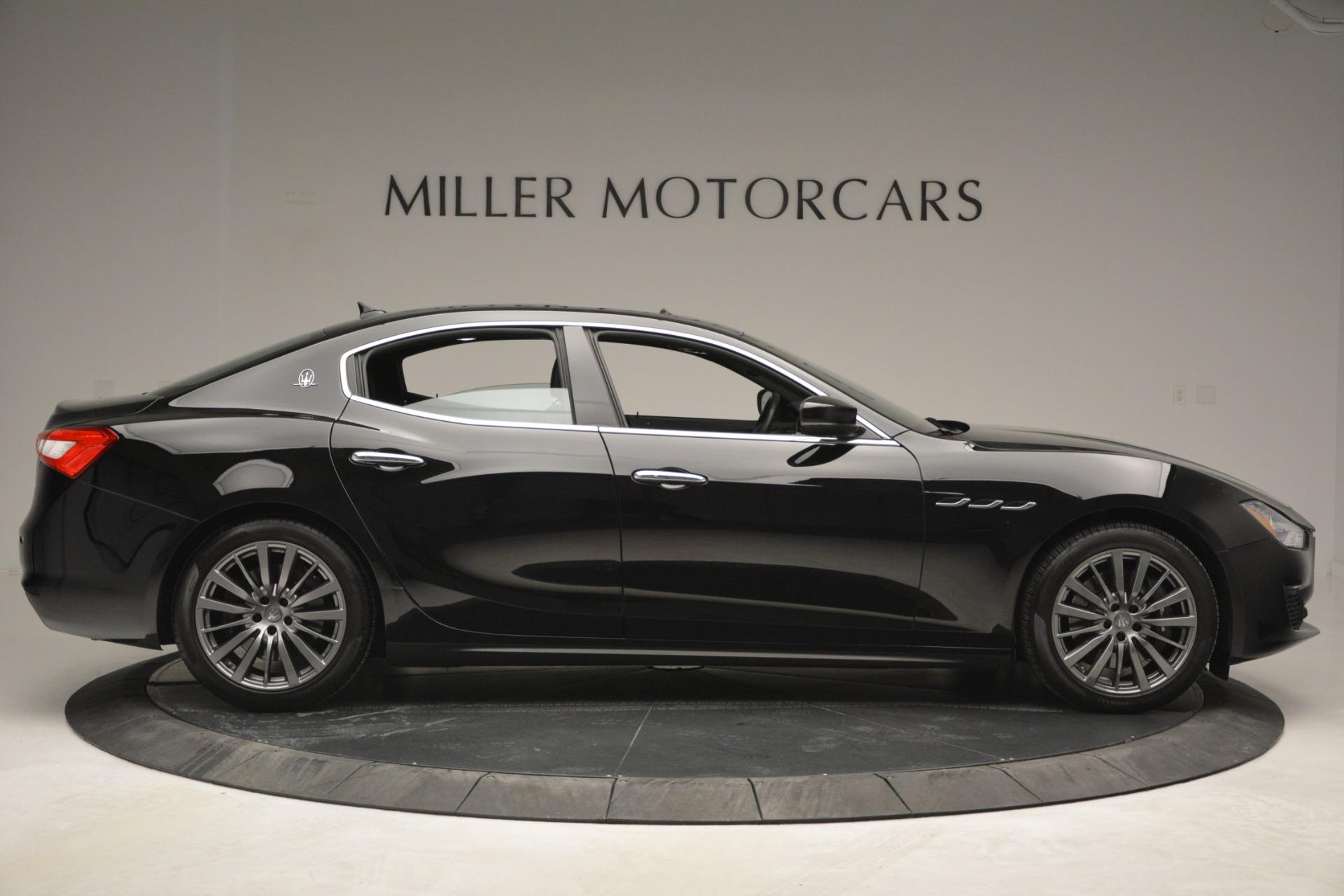 Used 2018 Maserati Ghibli S Q4 For Sale In Greenwich, CT 2944_p12
