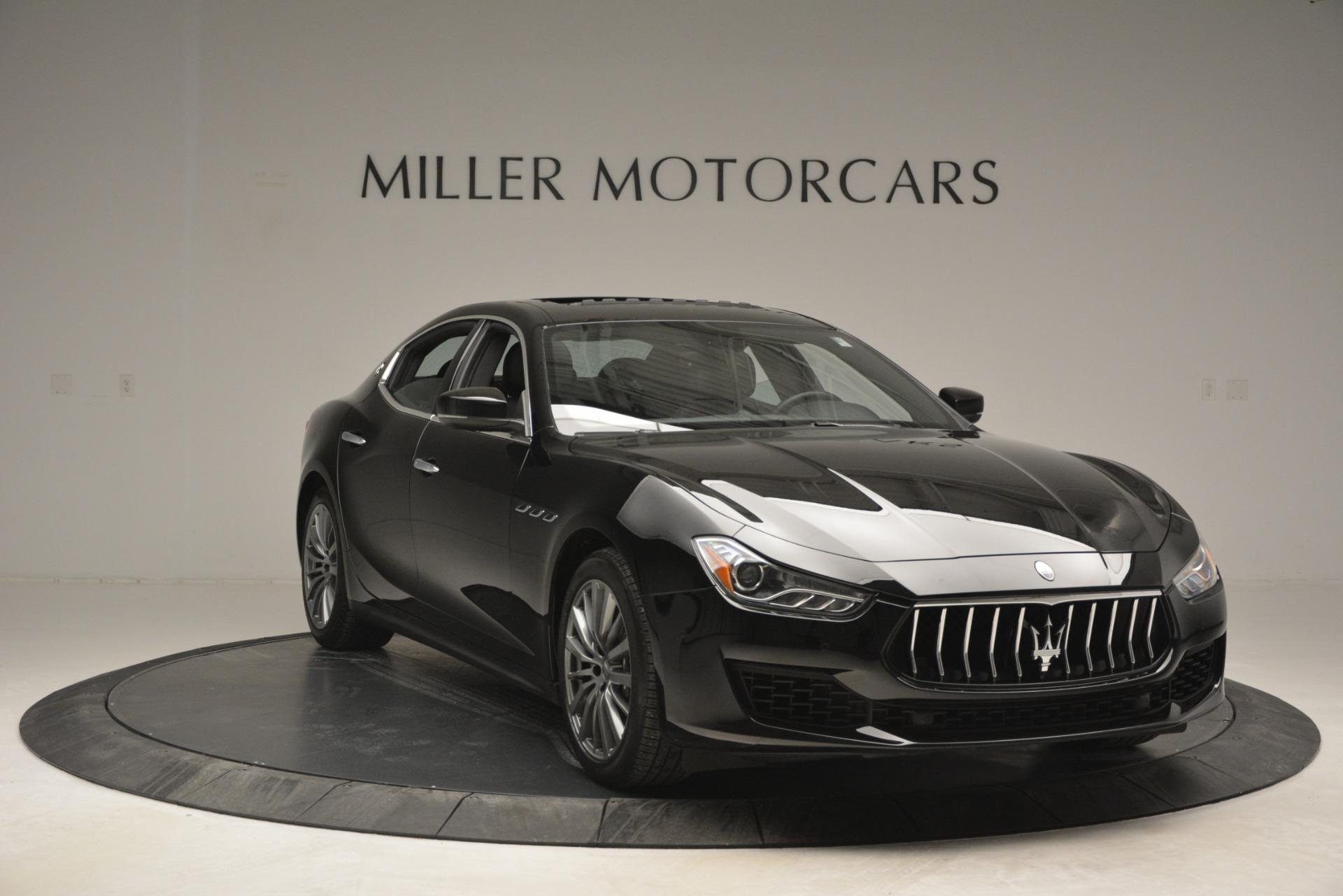Used 2018 Maserati Ghibli S Q4 For Sale In Greenwich, CT 2944_p15
