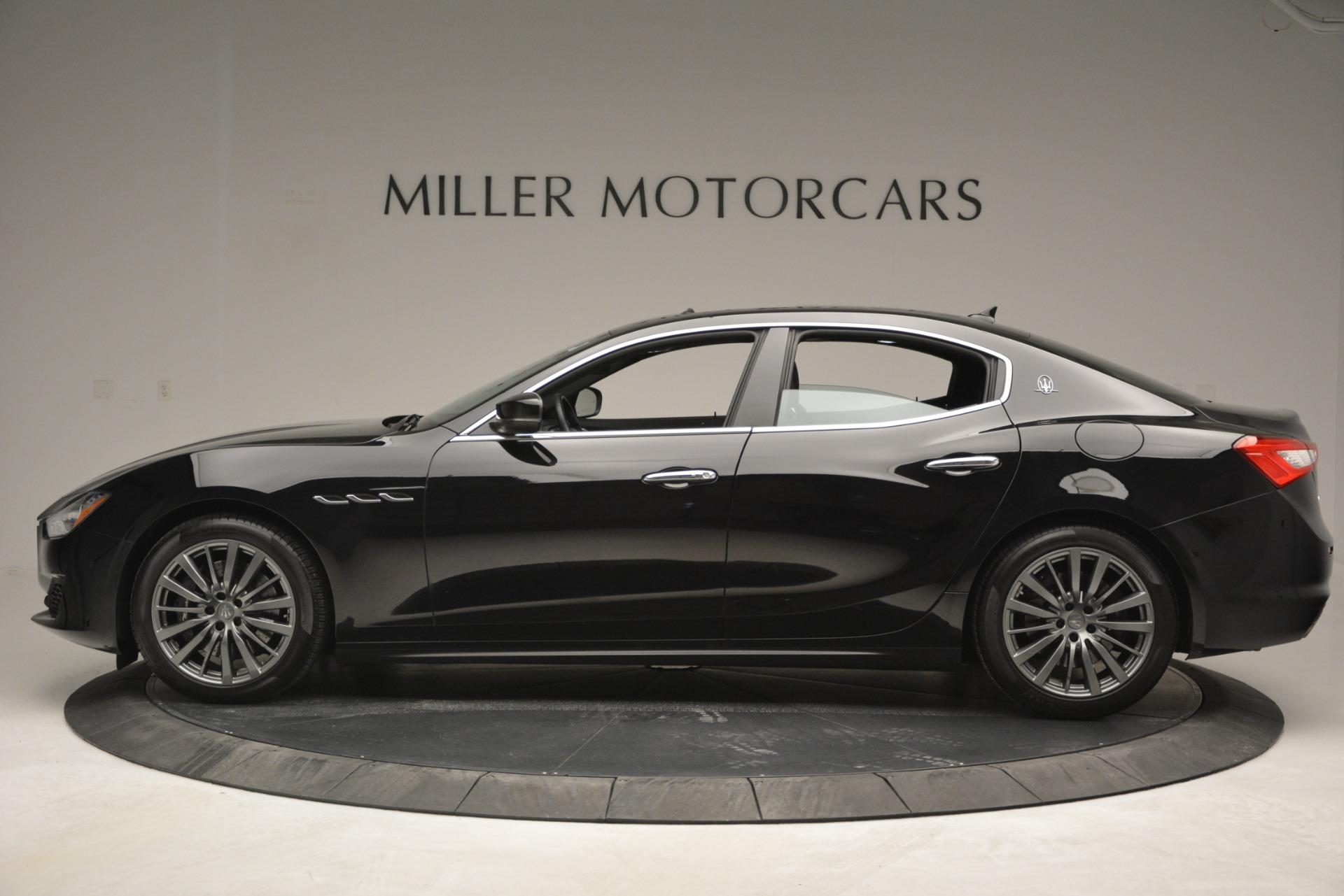 Used 2018 Maserati Ghibli S Q4 For Sale In Greenwich, CT 2944_p4
