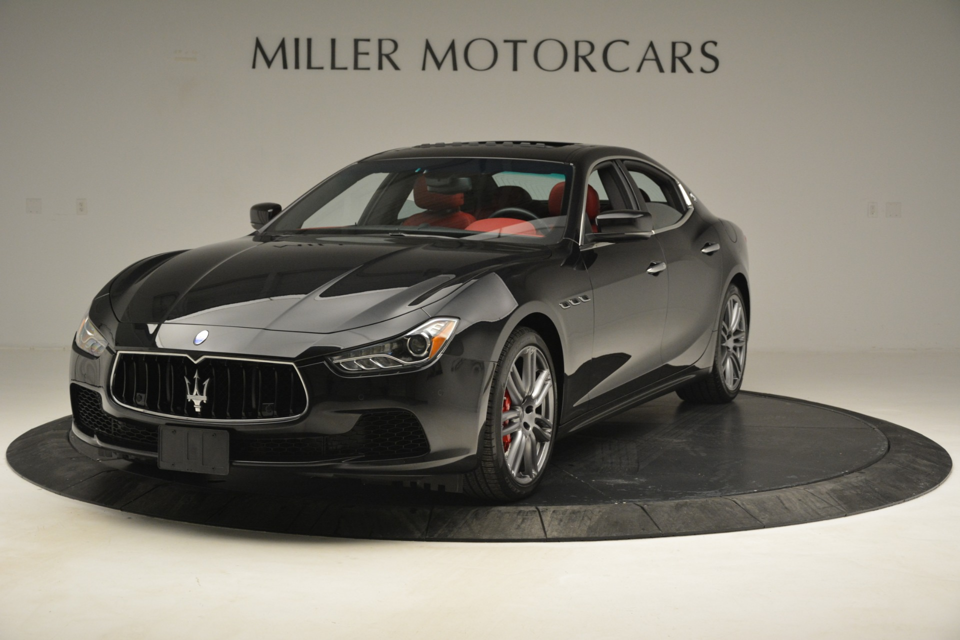 Used 2016 Maserati Ghibli S Q4 For Sale In Greenwich, CT 2945_main