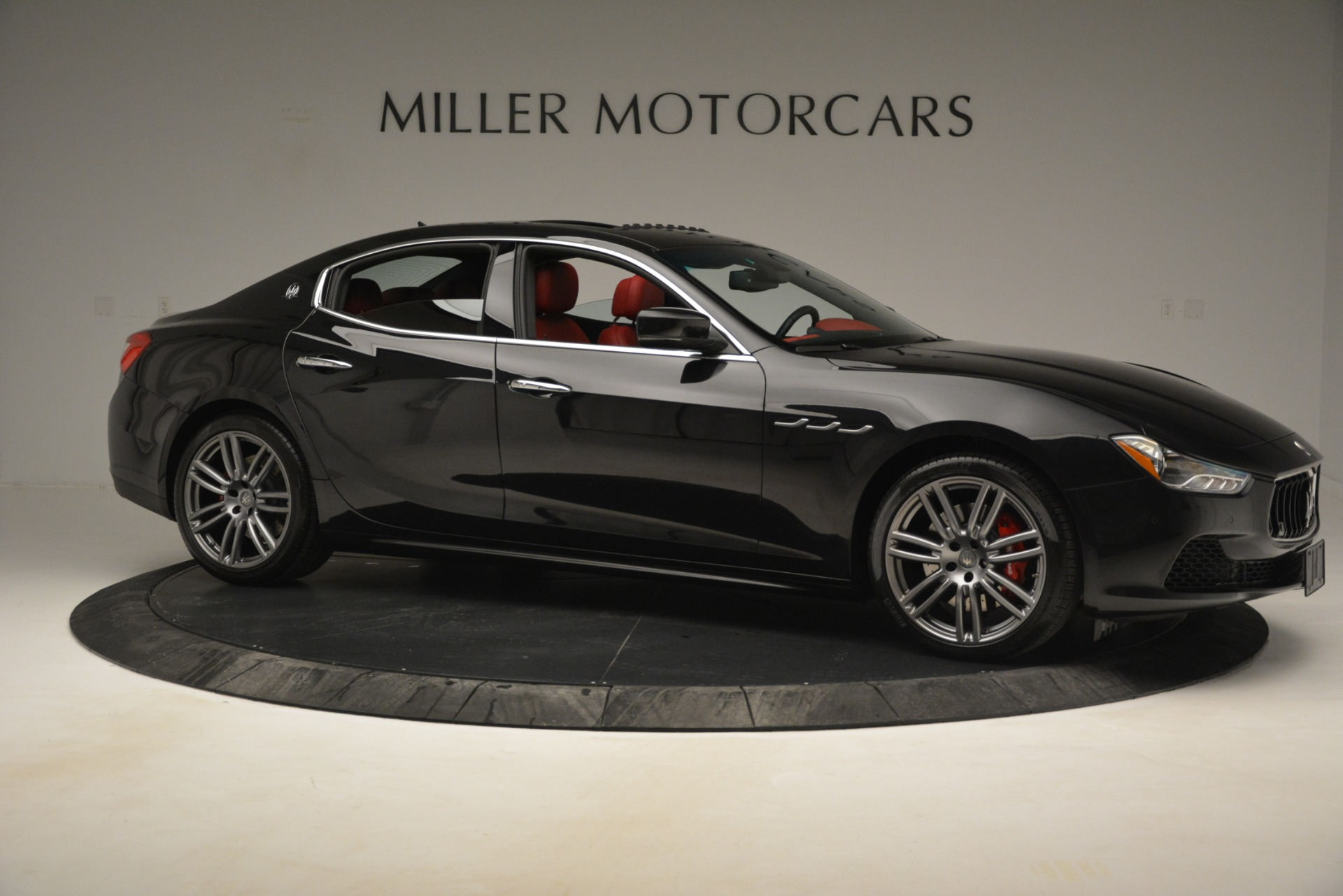 Used 2016 Maserati Ghibli S Q4 For Sale In Greenwich, CT 2945_p12