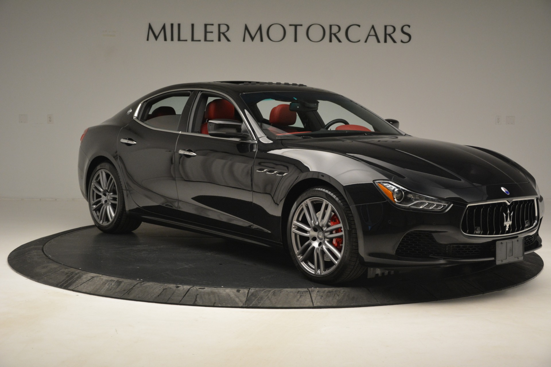 Used 2016 Maserati Ghibli S Q4 For Sale In Greenwich, CT 2945_p13