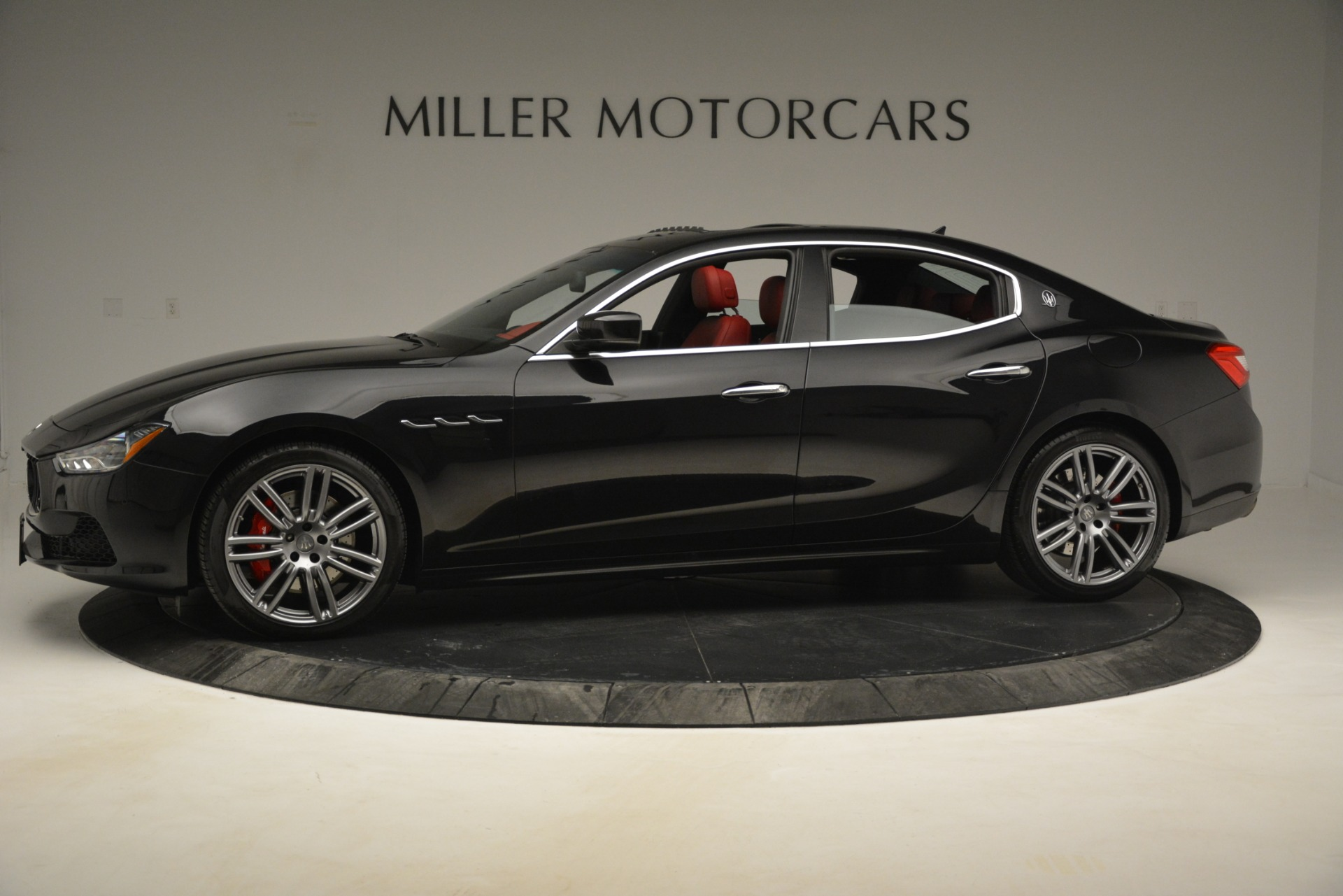 Used 2016 Maserati Ghibli S Q4 For Sale In Greenwich, CT 2945_p3