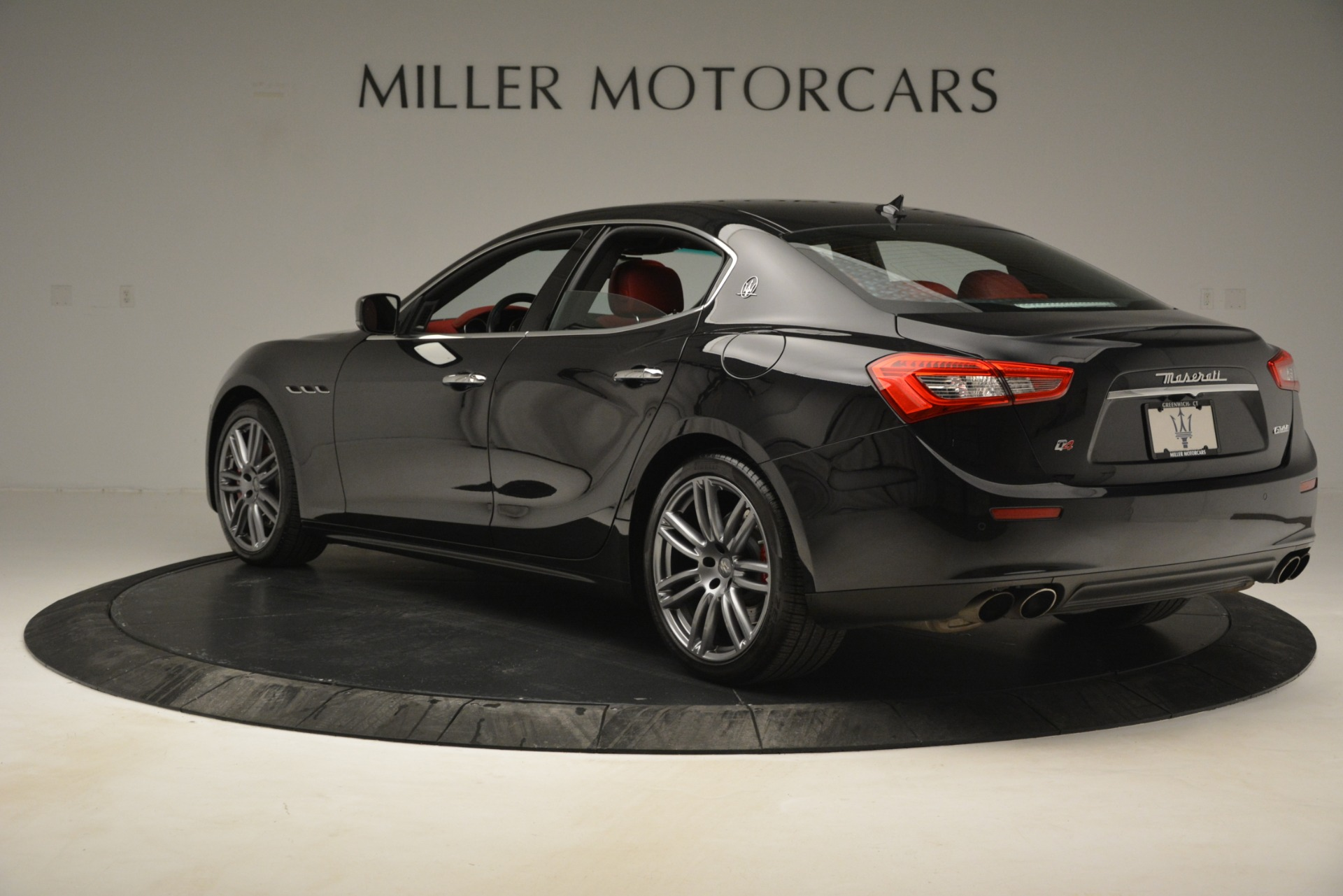 Used 2016 Maserati Ghibli S Q4 For Sale In Greenwich, CT 2945_p6