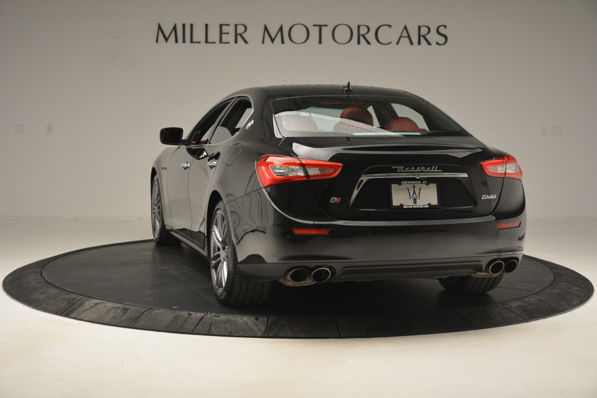 Used 2016 Maserati Ghibli S Q4 For Sale In Greenwich, CT 2945_p7