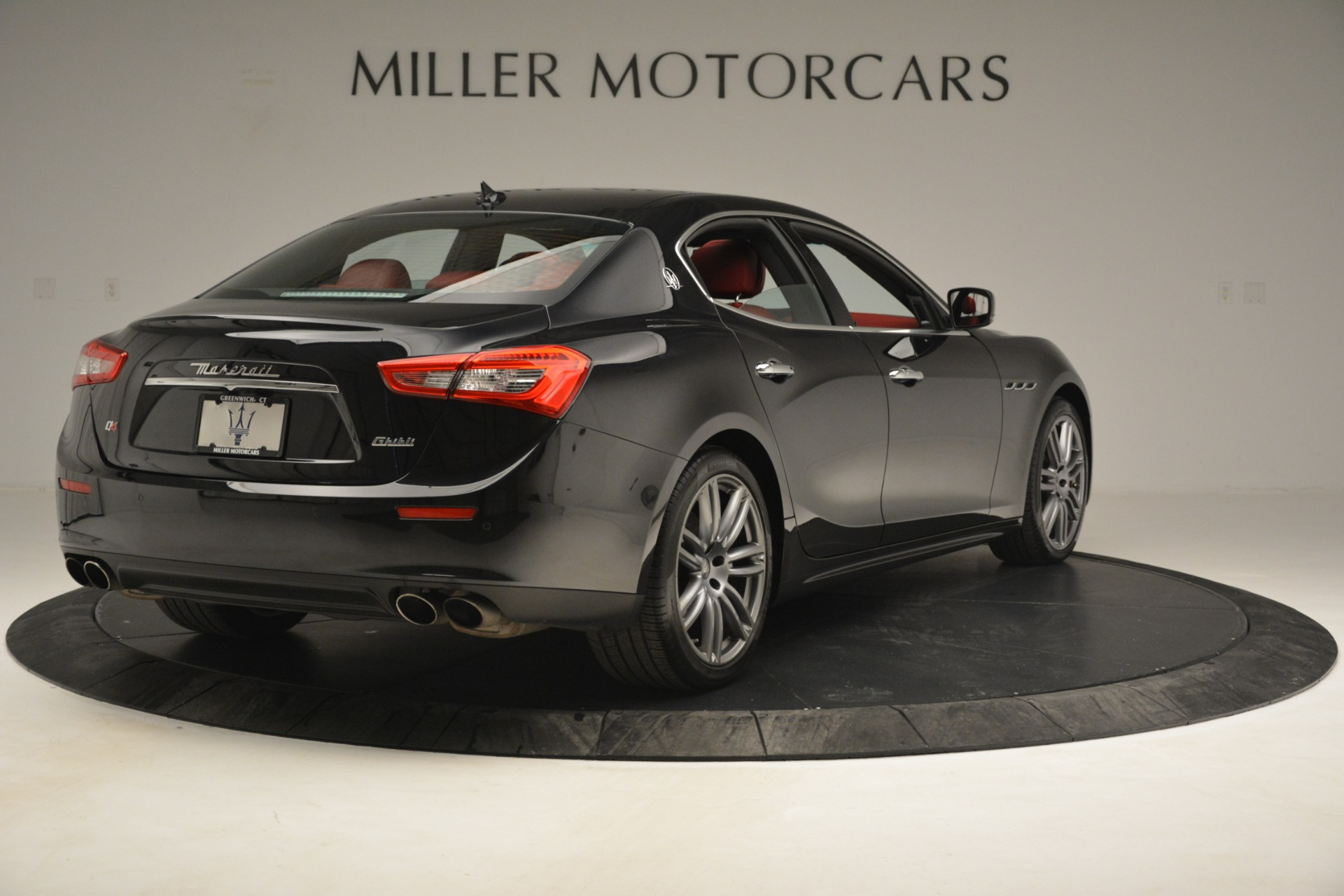 Used 2016 Maserati Ghibli S Q4 For Sale In Greenwich, CT 2945_p9