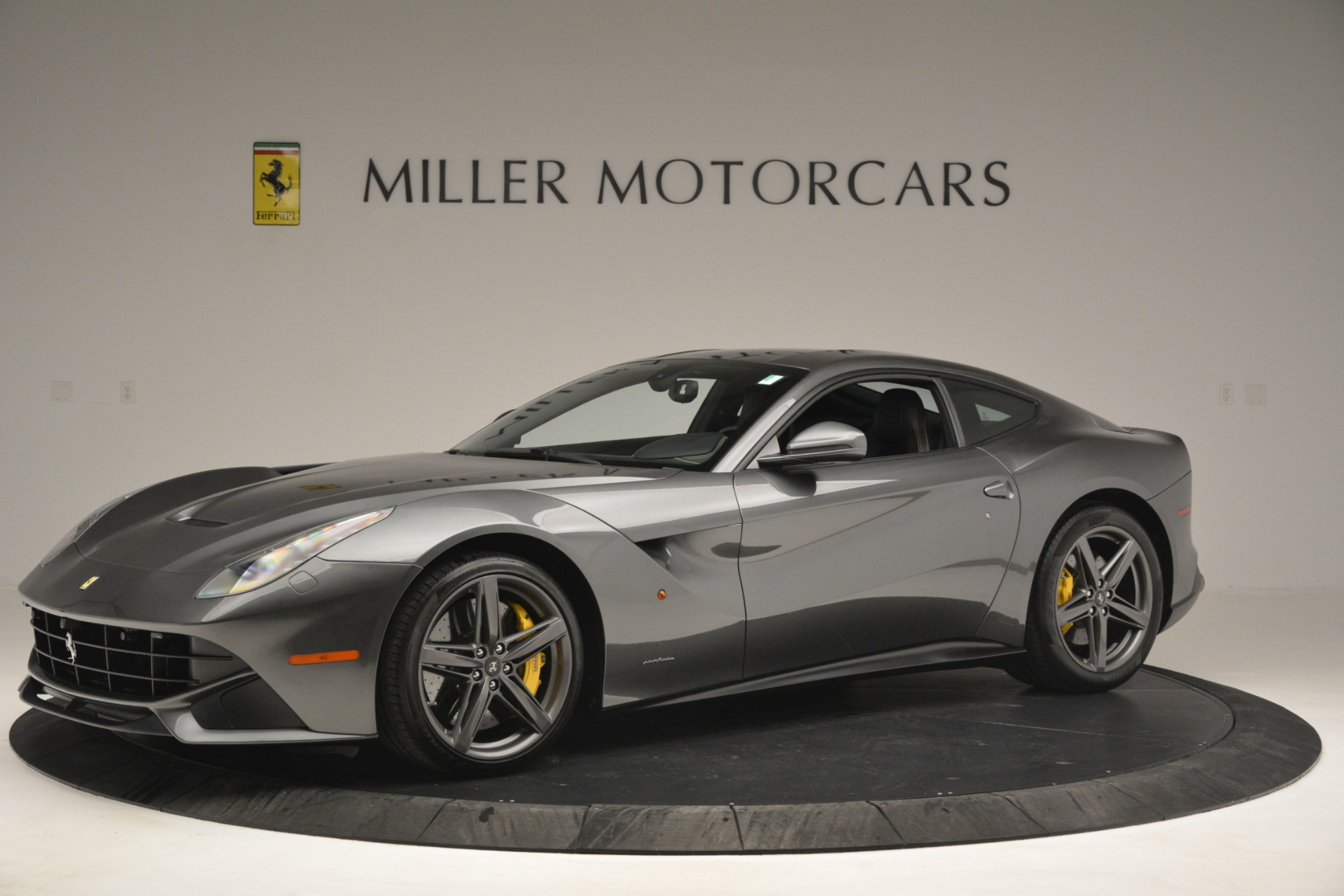 Used 2016 Ferrari F12 Berlinetta  For Sale In Greenwich, CT 2946_p2