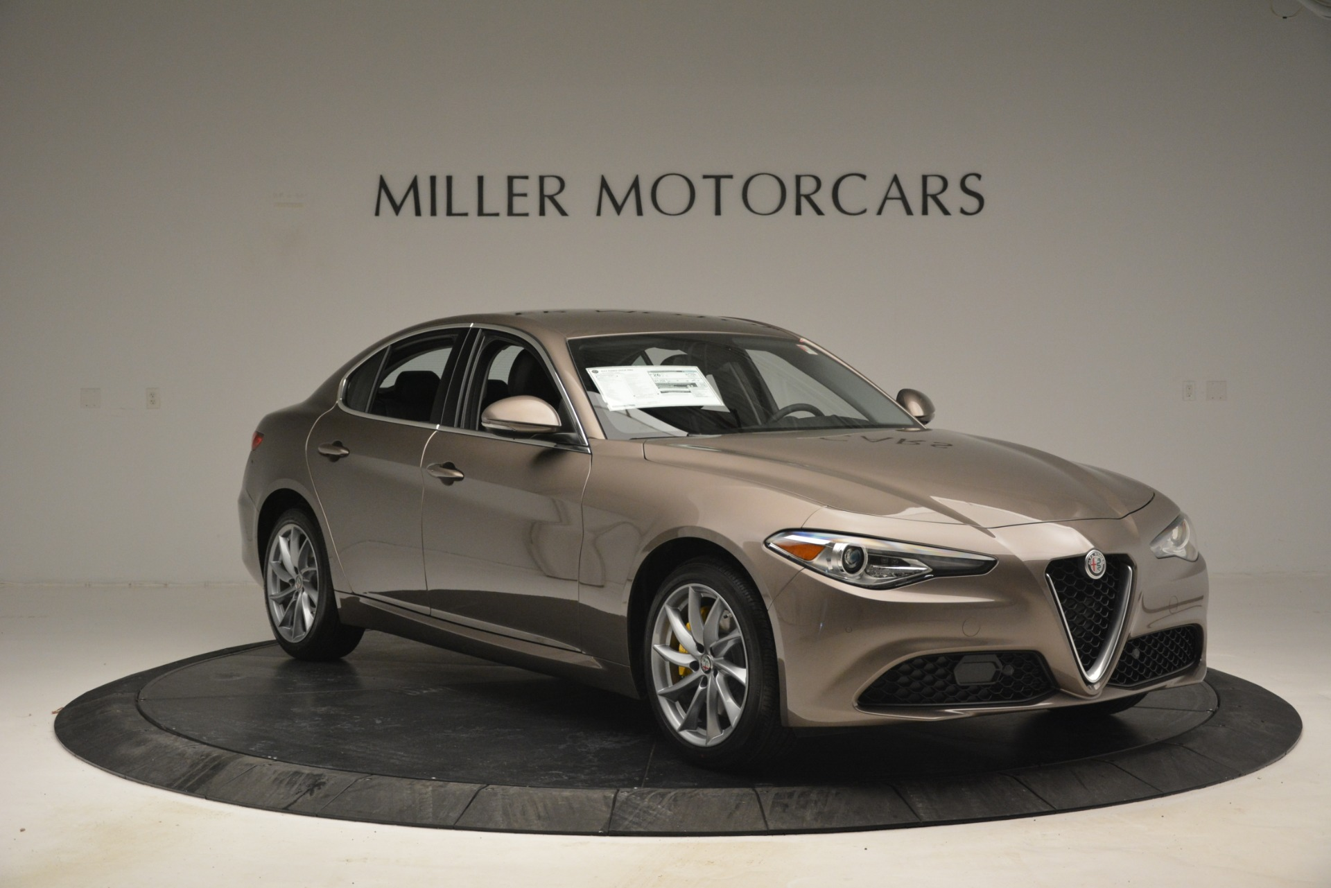 New 2019 Alfa Romeo Giulia Q4 For Sale In Greenwich, CT 2947_p13