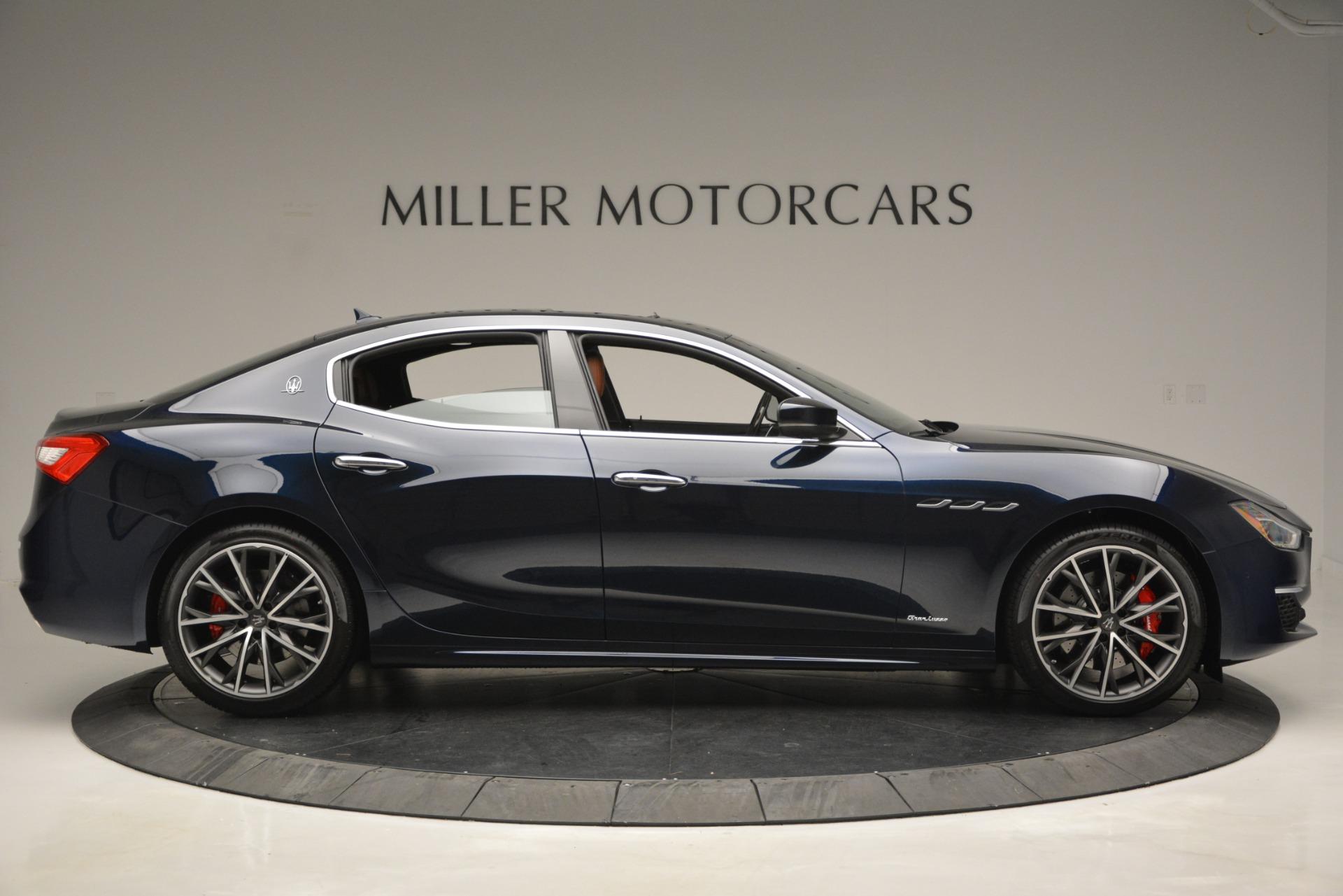 New 2019 Maserati Ghibli S Q4 GranSport For Sale In Greenwich, CT 2948_p13