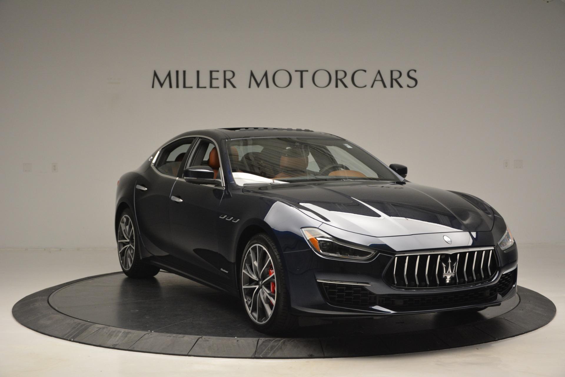 New 2019 Maserati Ghibli S Q4 GranSport For Sale In Greenwich, CT 2948_p16