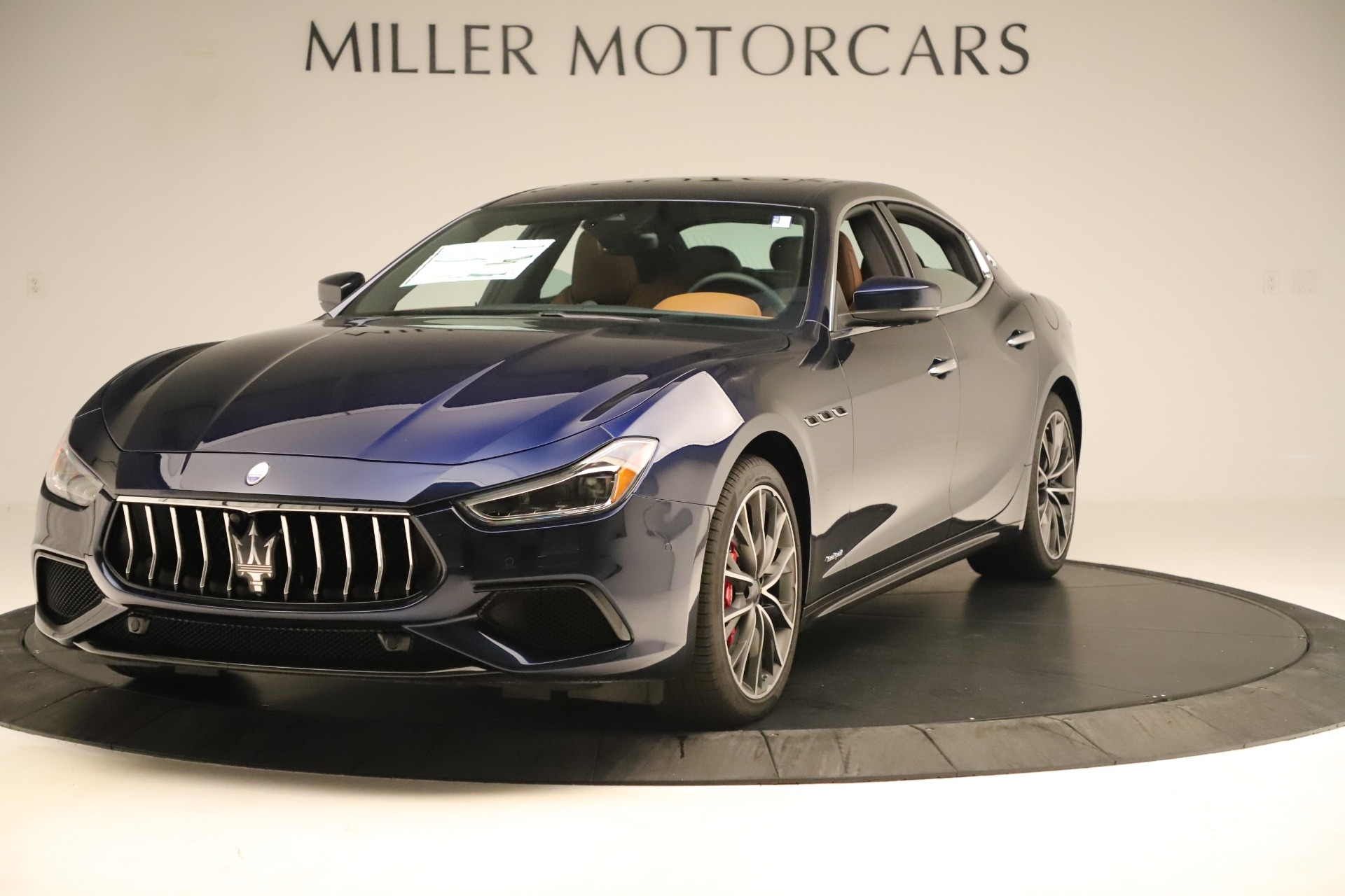 New 2019 Maserati Ghibli S Q4 GranSport For Sale In Greenwich, CT 2949_main