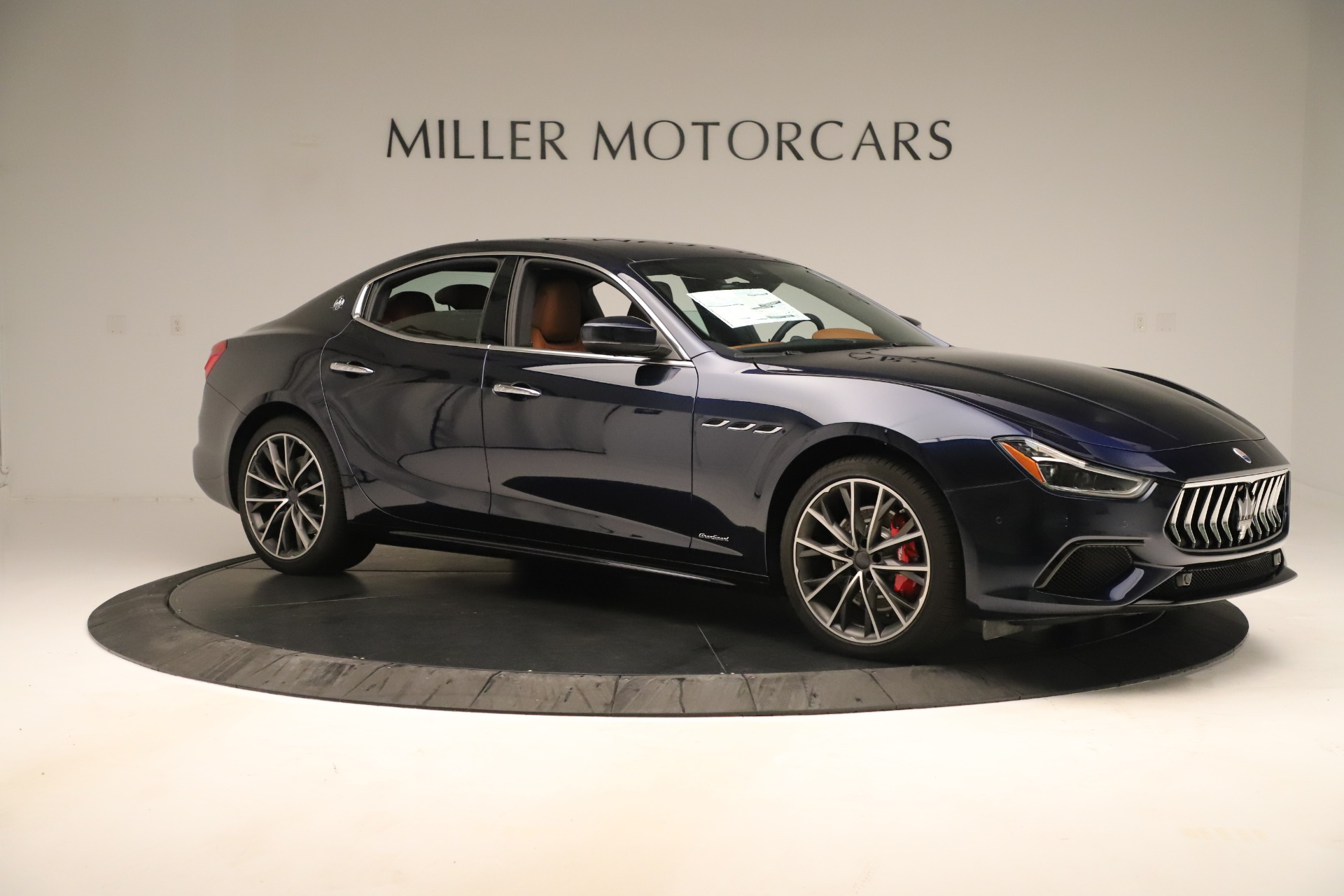 New 2019 Maserati Ghibli S Q4 GranSport For Sale In Greenwich, CT 2949_p10