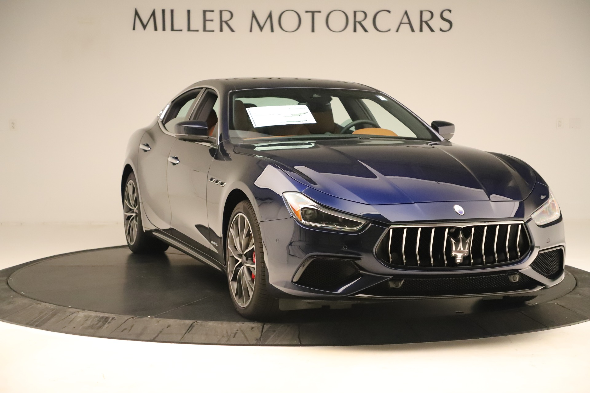 New 2019 Maserati Ghibli S Q4 GranSport For Sale In Greenwich, CT 2949_p11