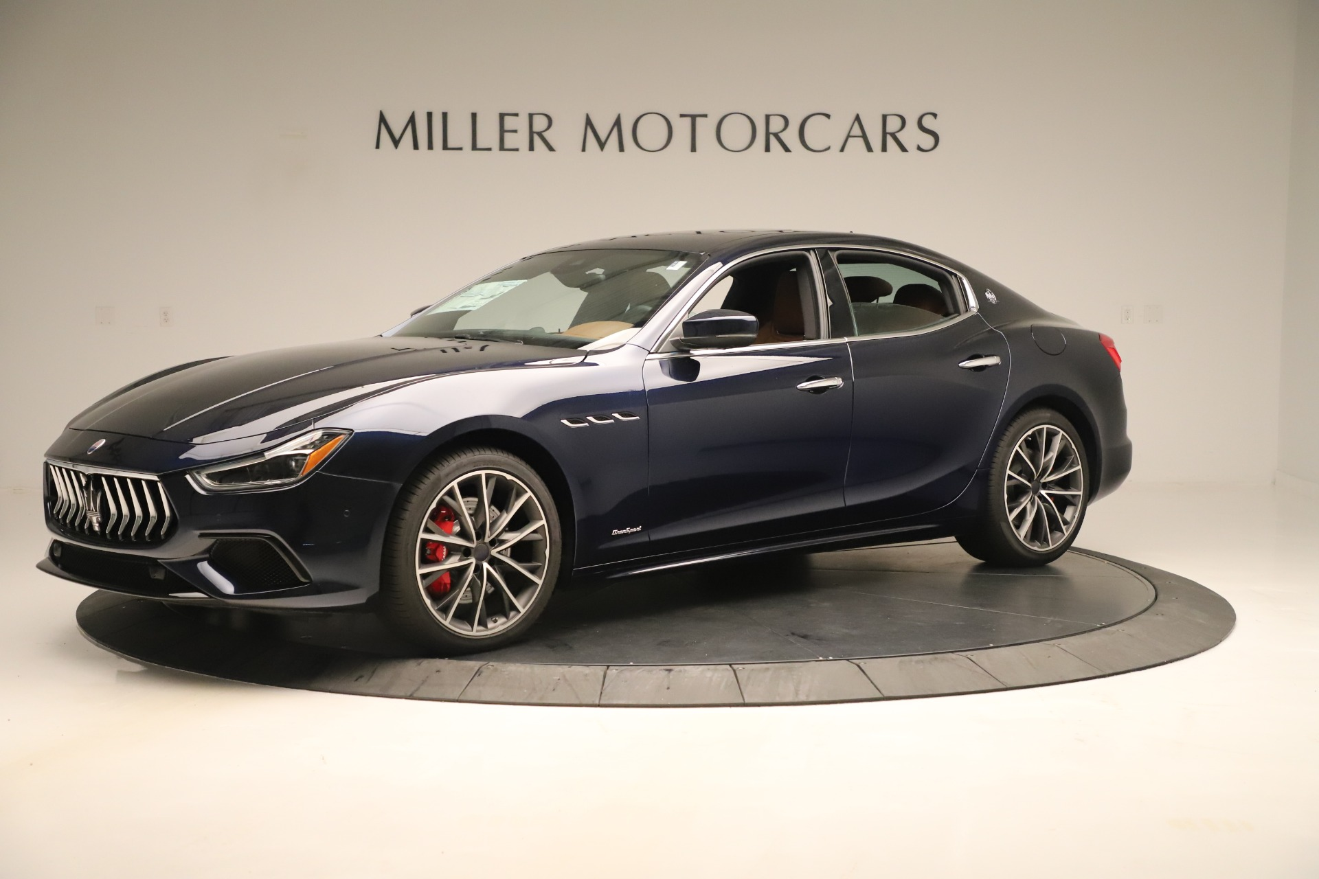 New 2019 Maserati Ghibli S Q4 GranSport For Sale In Greenwich, CT 2949_p2