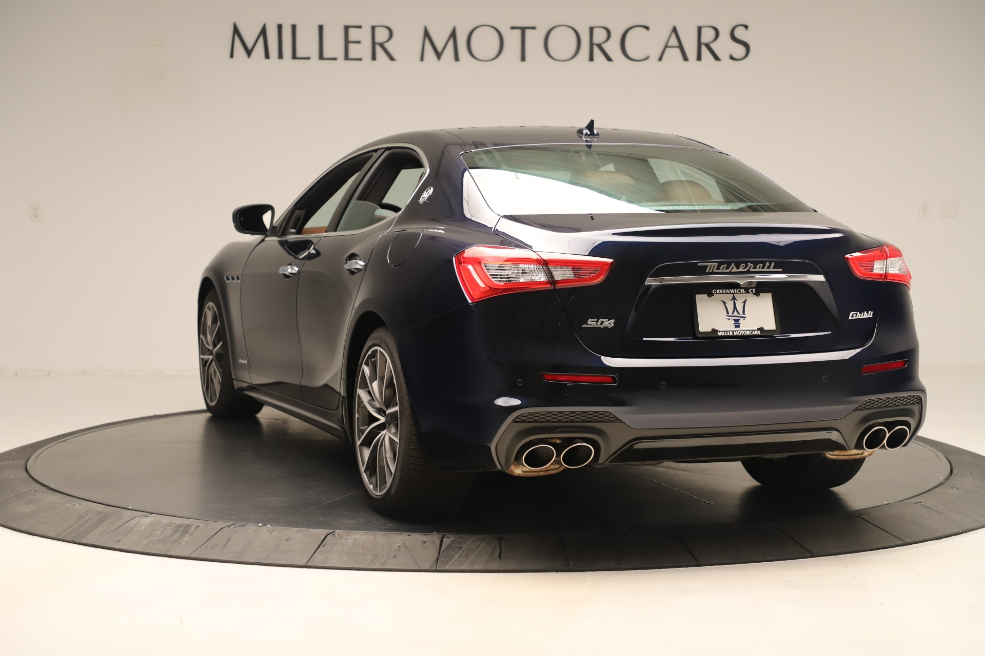 New 2019 Maserati Ghibli S Q4 GranSport For Sale In Greenwich, CT 2949_p5