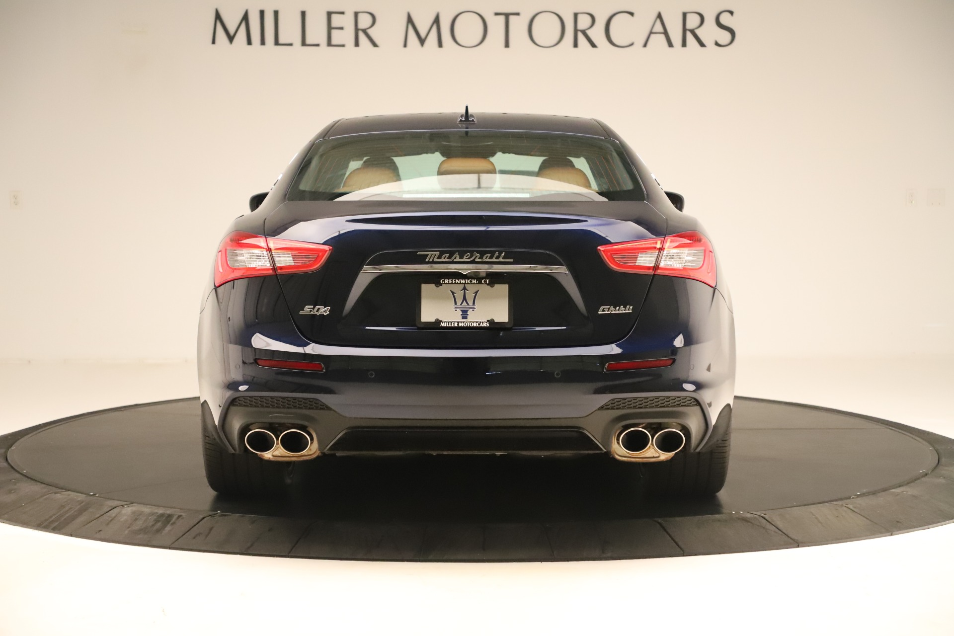 New 2019 Maserati Ghibli S Q4 GranSport For Sale In Greenwich, CT 2949_p6