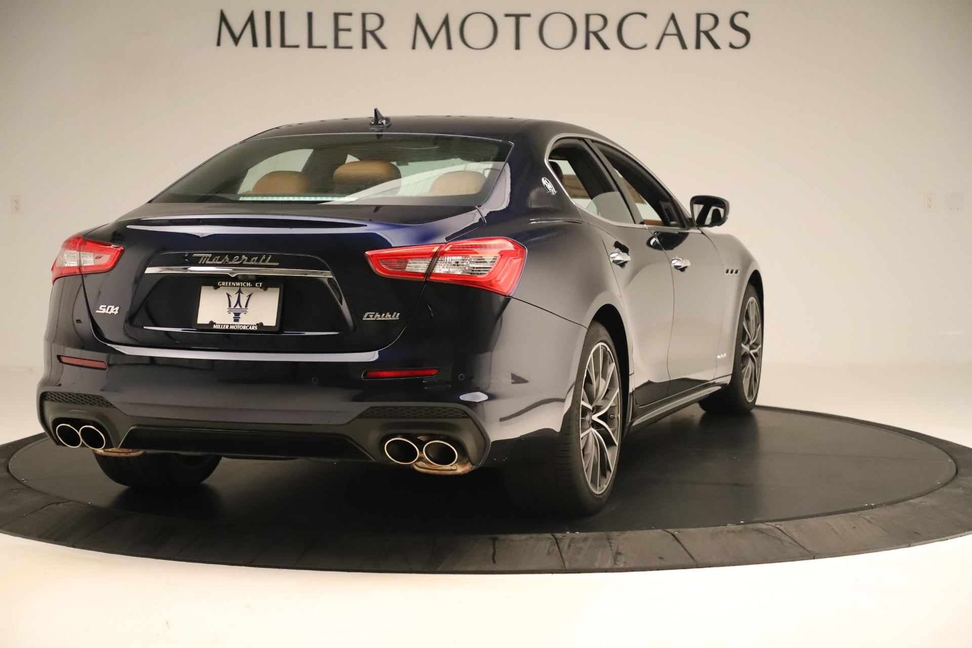 New 2019 Maserati Ghibli S Q4 GranSport For Sale In Greenwich, CT 2949_p7