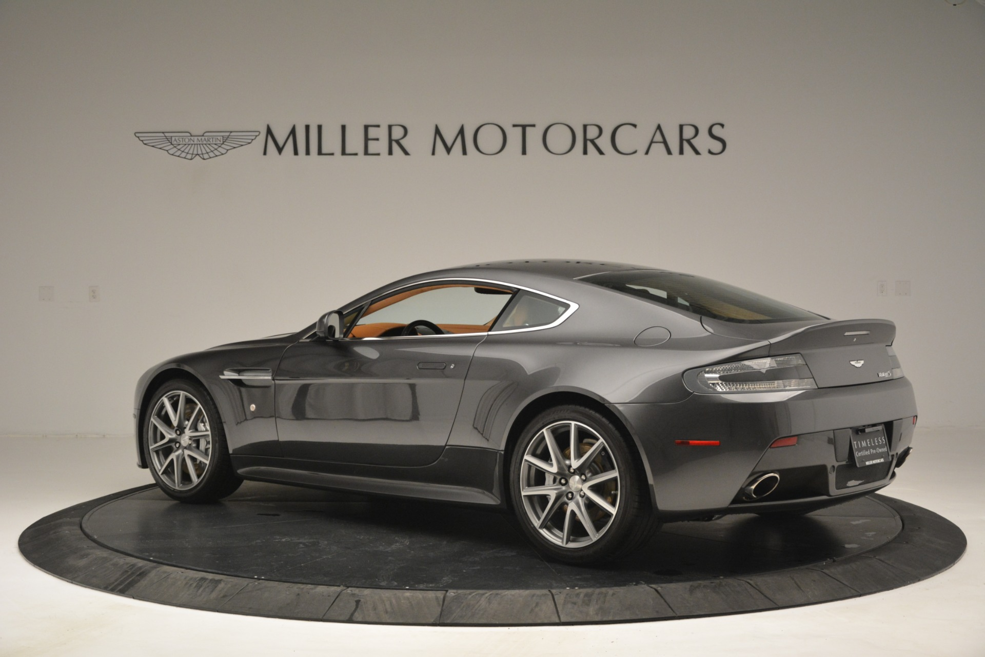 Used 2012 Aston Martin V8 Vantage S Coupe For Sale In Greenwich, CT 2951_p4
