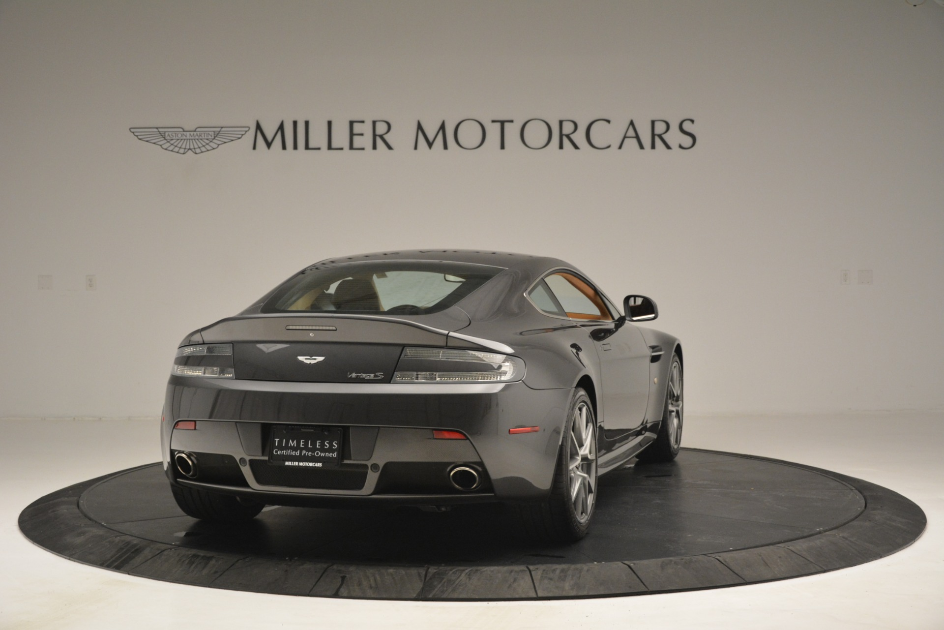 Used 2012 Aston Martin V8 Vantage S Coupe For Sale In Greenwich, CT 2951_p7
