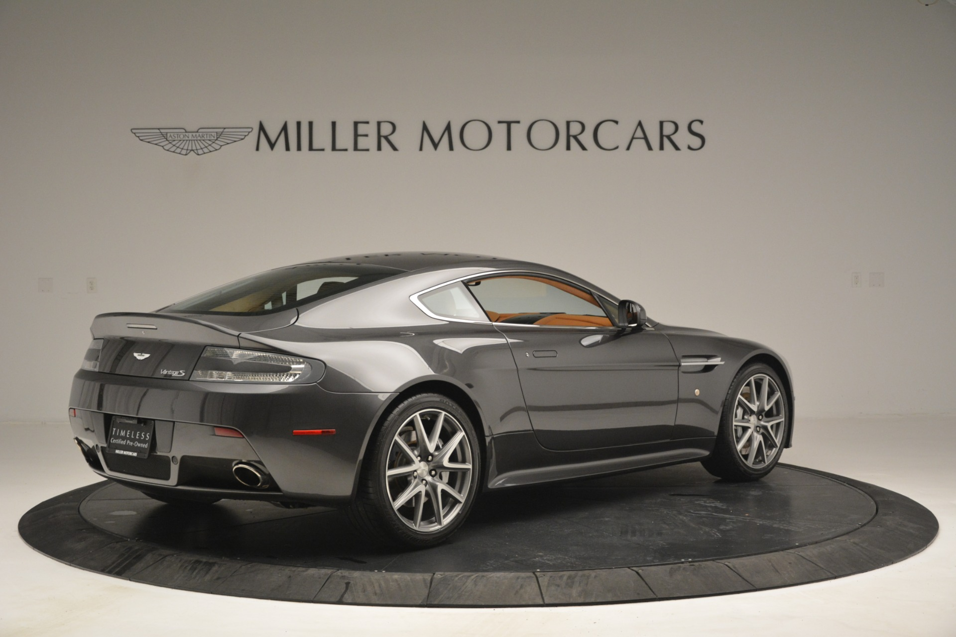Used 2012 Aston Martin V8 Vantage S Coupe For Sale In Greenwich, CT 2951_p8