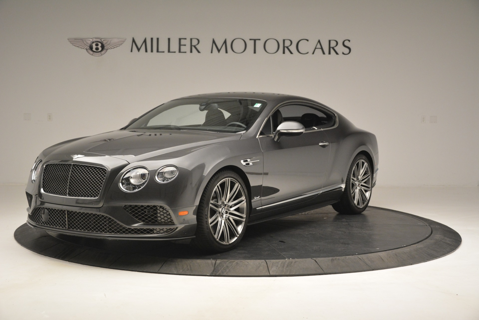 Used 2016 Bentley Continental GT Speed For Sale In Greenwich, CT 2953_main