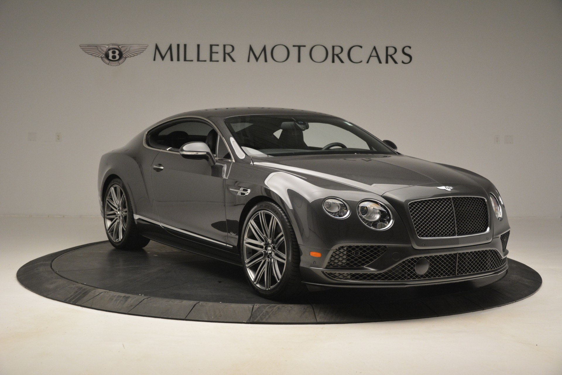 Used 2016 Bentley Continental GT Speed For Sale In Greenwich, CT 2953_p11