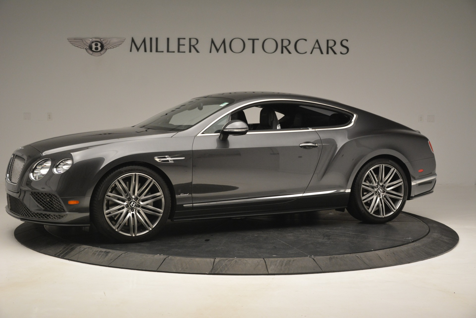 Used 2016 Bentley Continental GT Speed For Sale In Greenwich, CT 2953_p2
