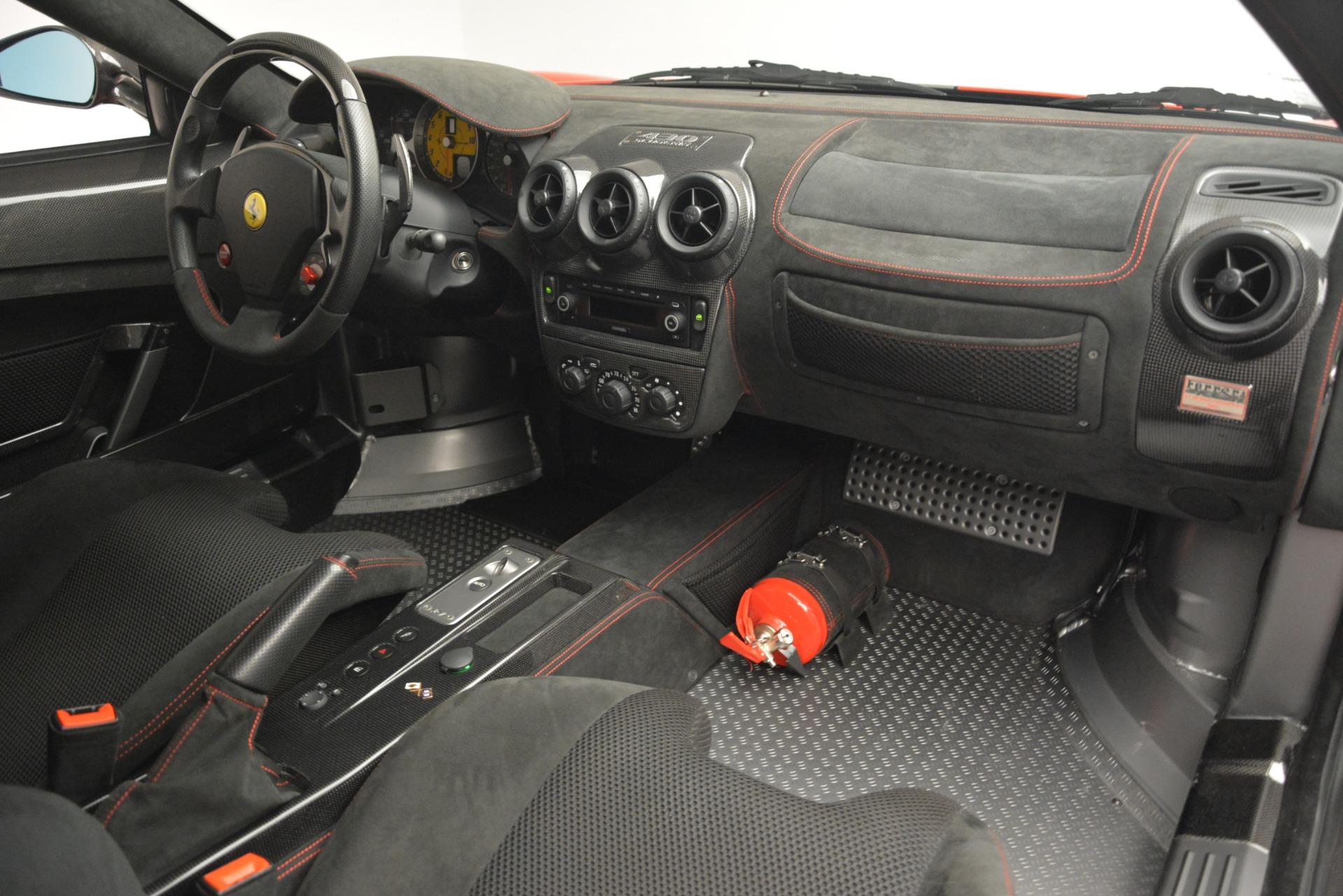 Used 2008 Ferrari F430 Scuderia For Sale In Greenwich, CT 2955_p17