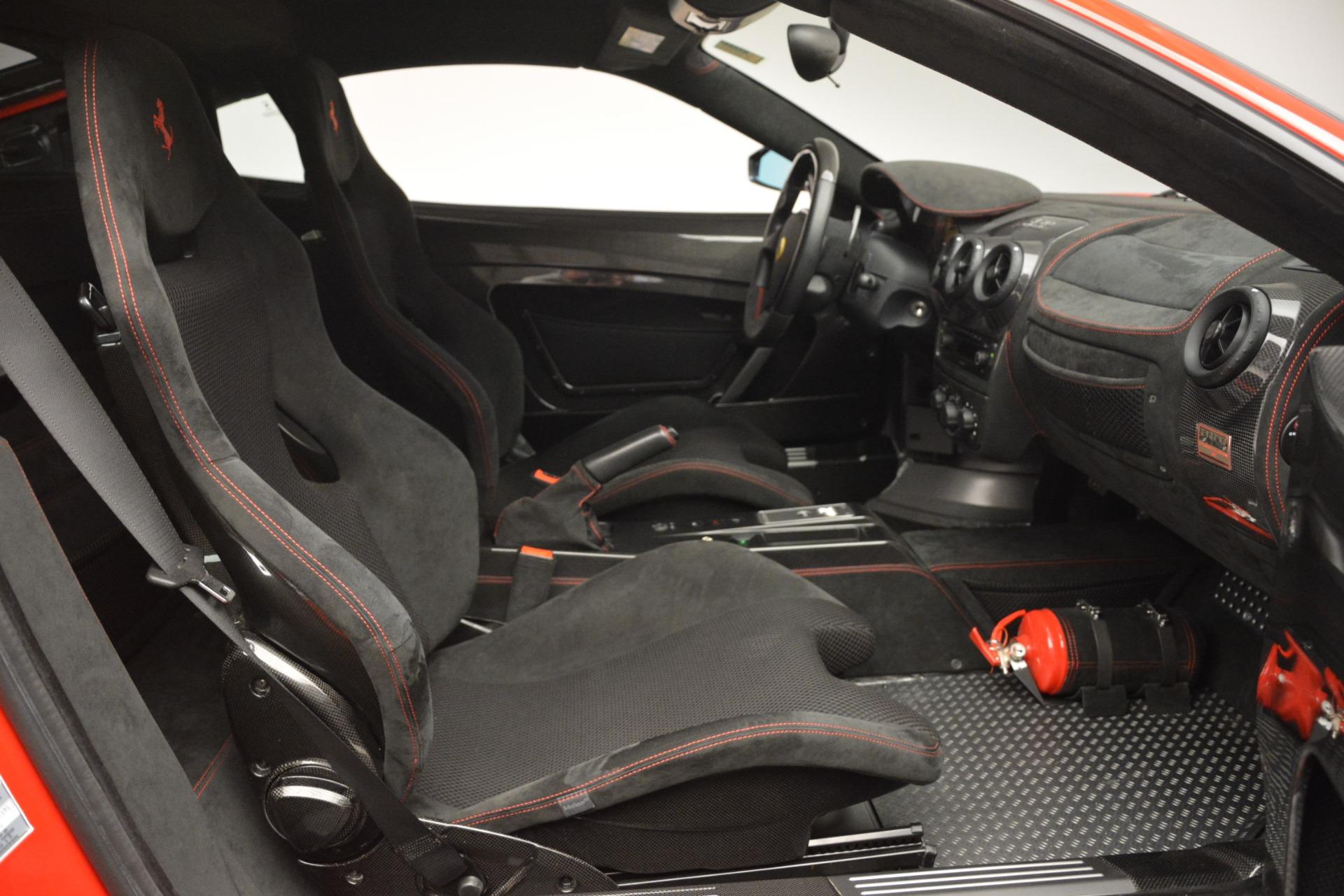 Used 2008 Ferrari F430 Scuderia For Sale In Greenwich, CT 2955_p18