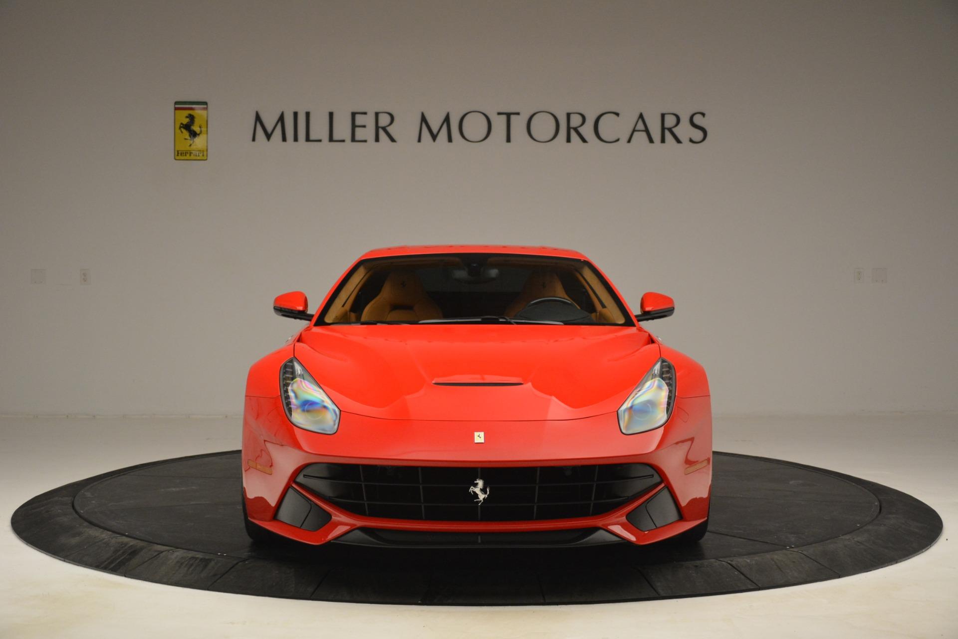 Used 2017 Ferrari F12 Berlinetta  For Sale In Greenwich, CT 2956_p12