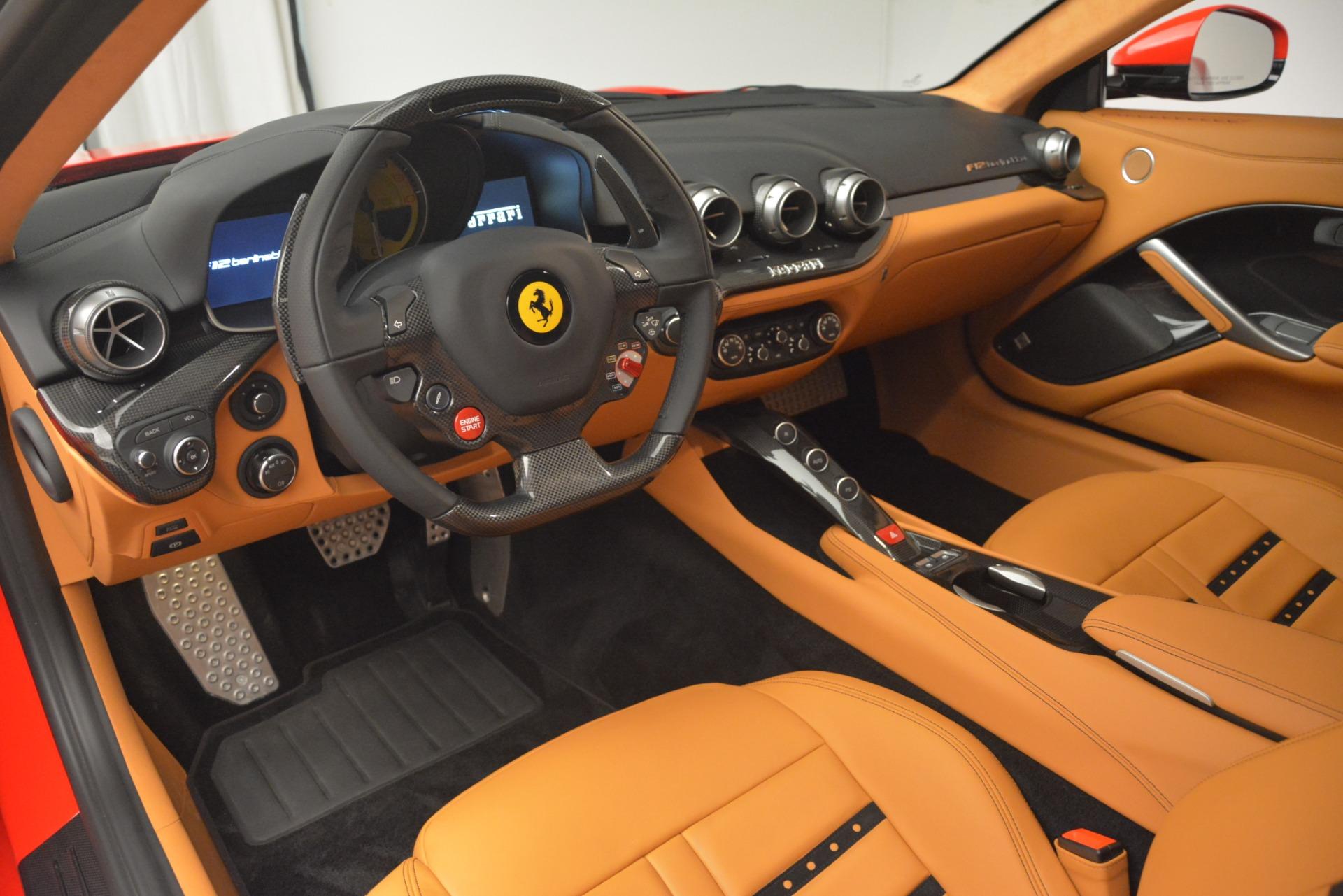 Used 2017 Ferrari F12 Berlinetta  For Sale In Greenwich, CT 2956_p13