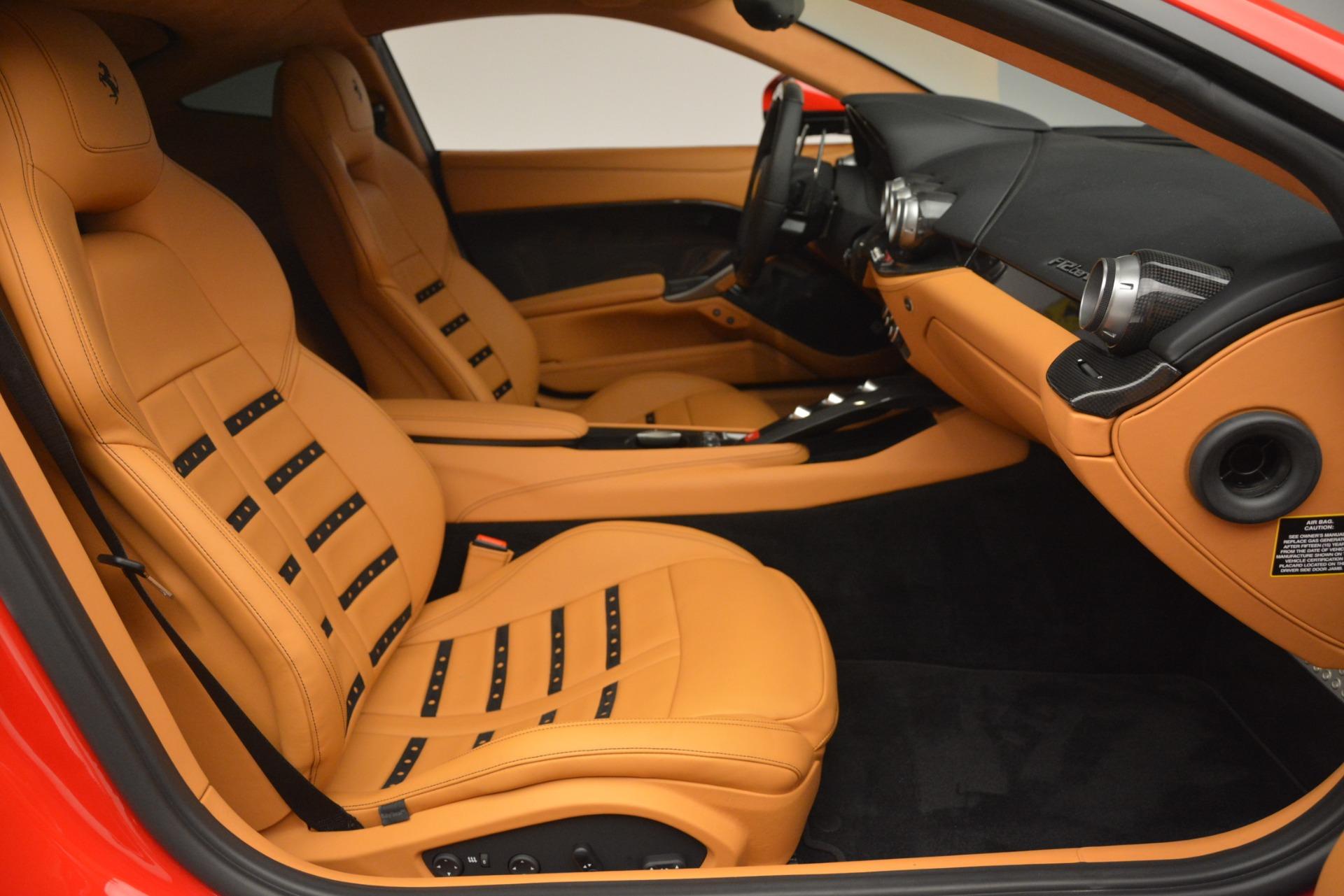 Used 2017 Ferrari F12 Berlinetta  For Sale In Greenwich, CT 2956_p18