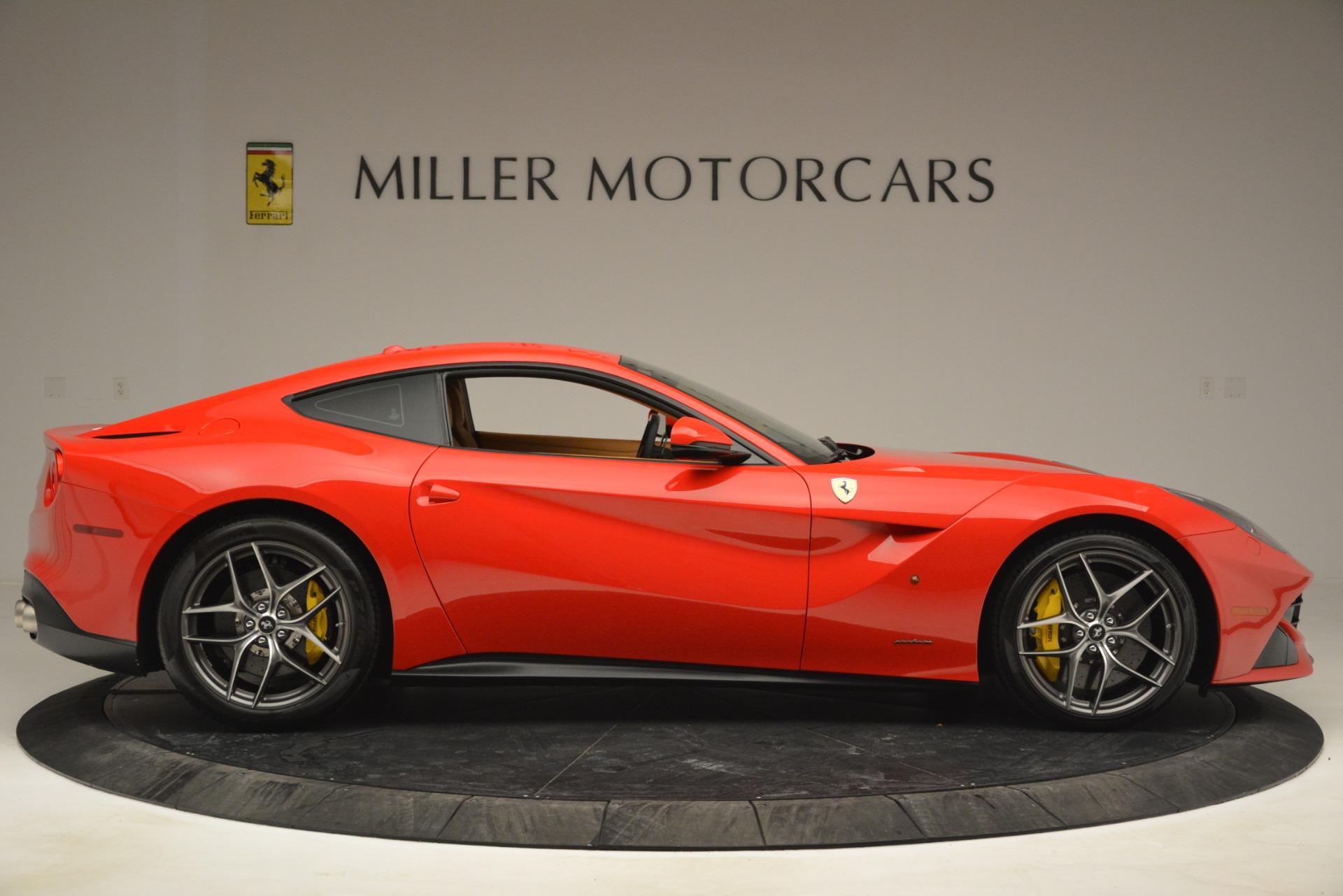 Used 2017 Ferrari F12 Berlinetta  For Sale In Greenwich, CT 2956_p9