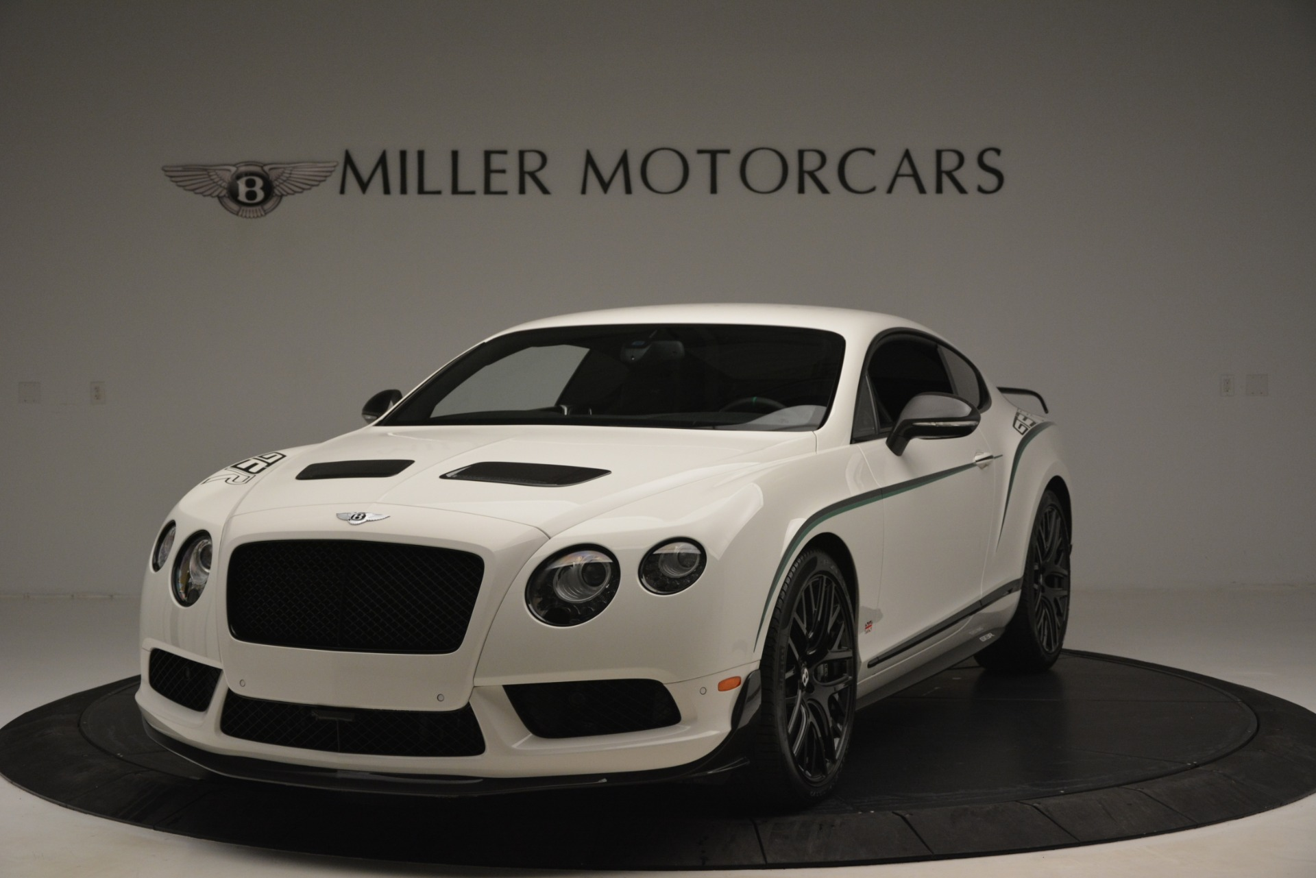 Used 2015 Bentley Continental GT GT3-R For Sale In Greenwich, CT 2957_main