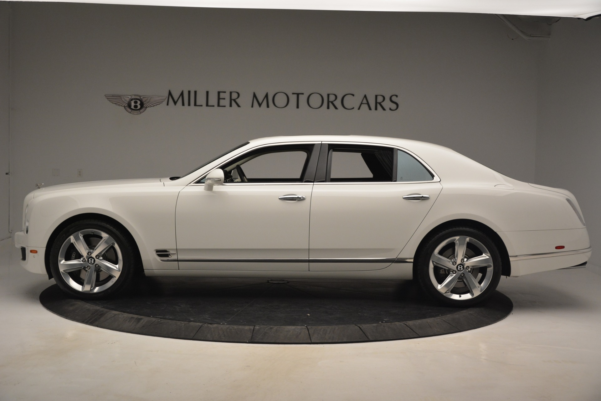 Used 2016 Bentley Mulsanne Speed For Sale In Greenwich, CT 2960_p3