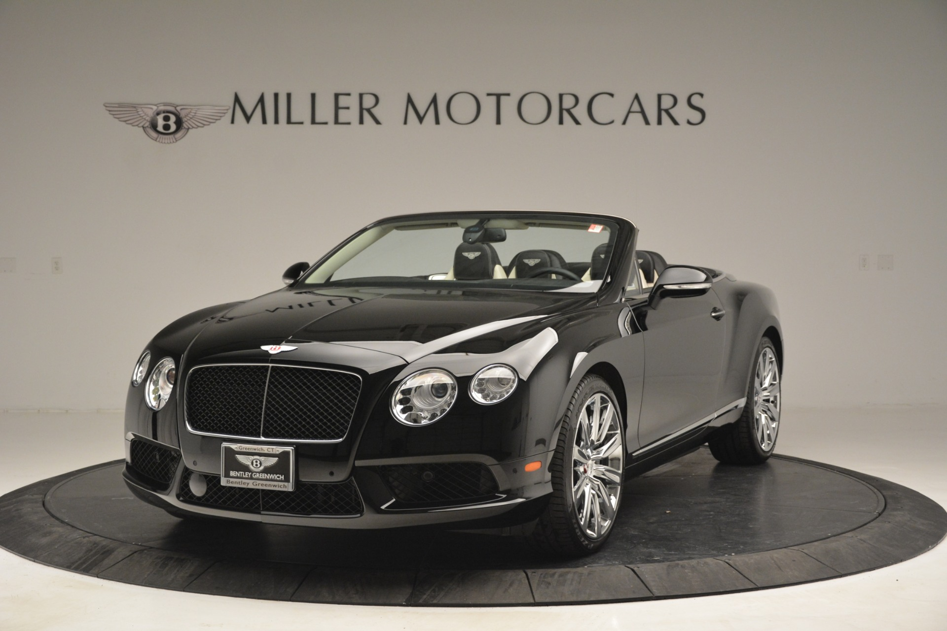 Used 2014 Bentley Continental GT V8 For Sale In Greenwich, CT