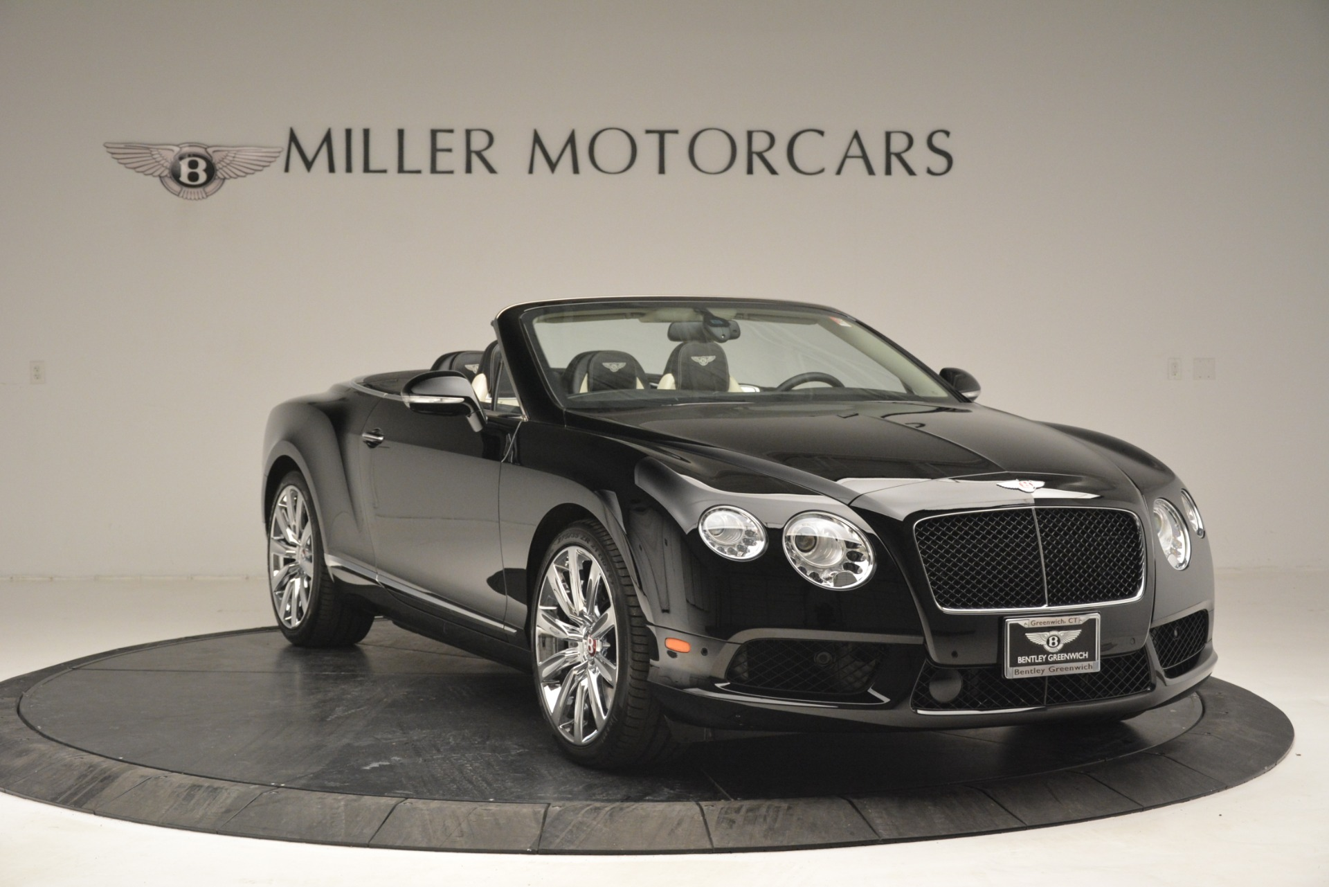 Used 2014 Bentley Continental GT V8 For Sale In Greenwich, CT 2961_p11