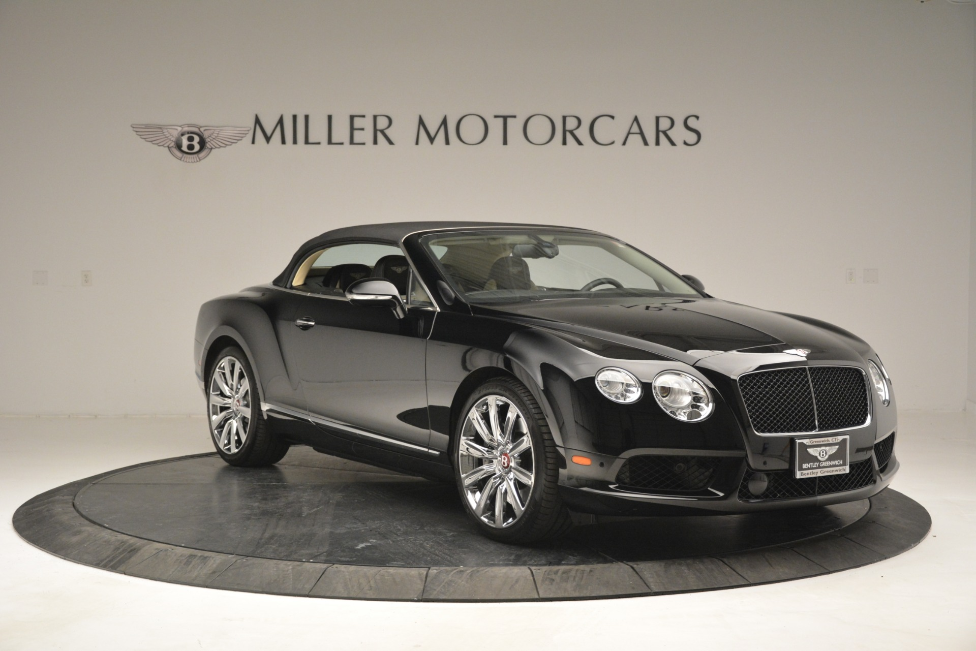 Used 2014 Bentley Continental GT V8 For Sale In Greenwich, CT 2961_p21