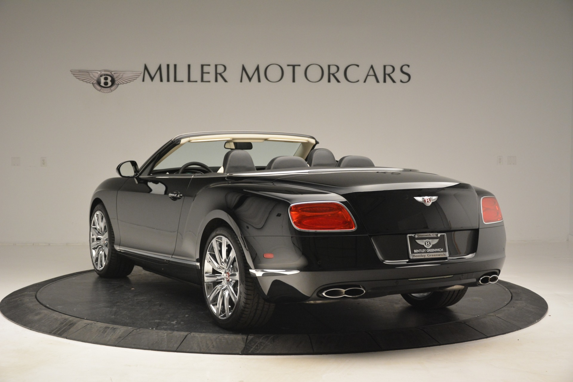 Used 2014 Bentley Continental GT V8 For Sale In Greenwich, CT 2961_p5
