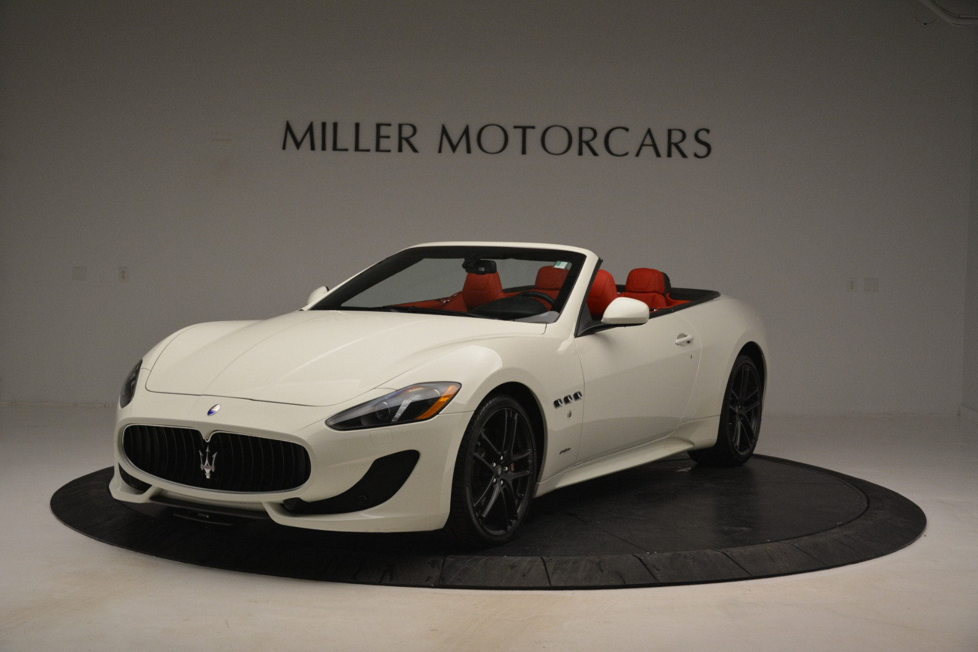 Used 2017 Maserati GranTurismo Sport For Sale In Greenwich, CT