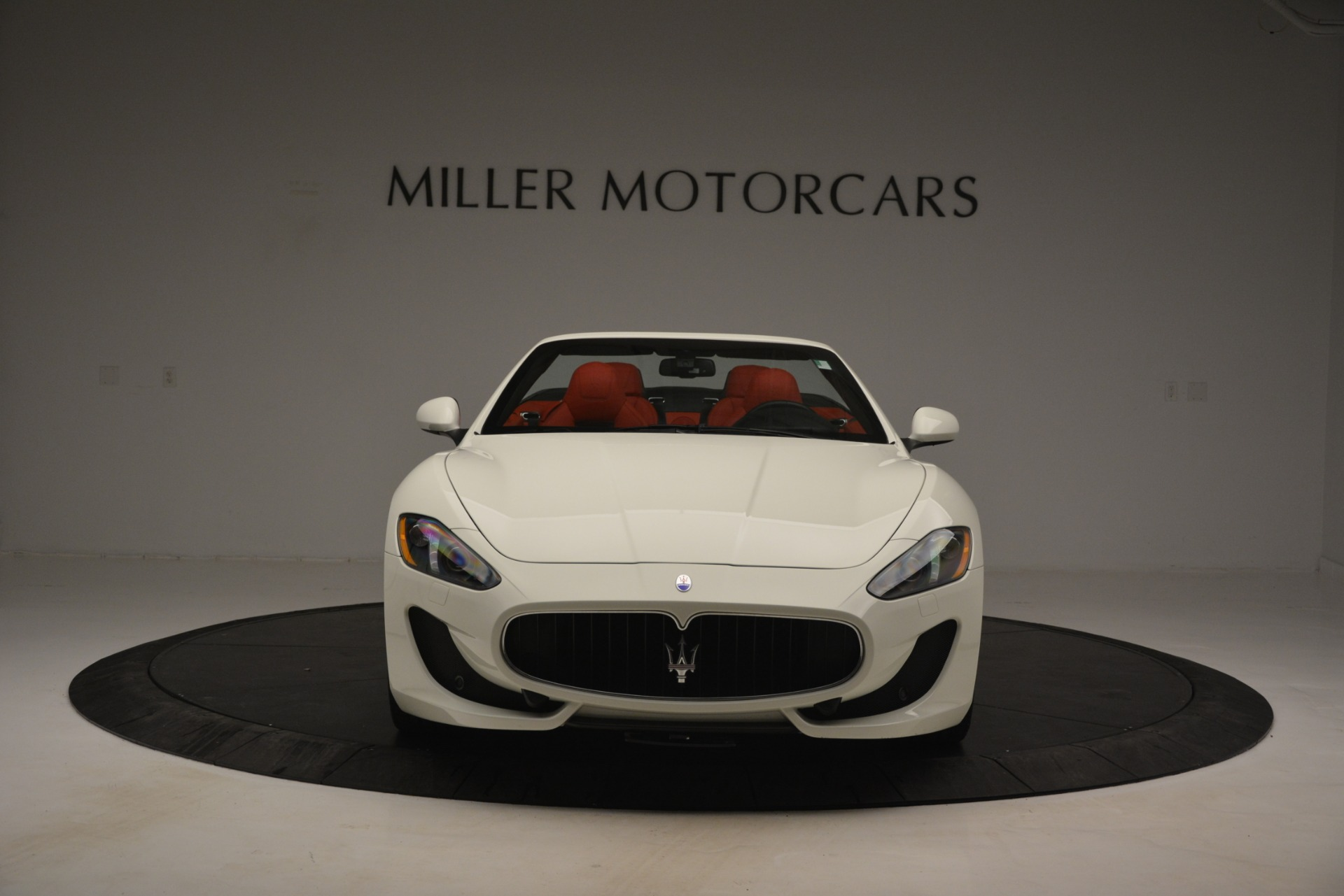 Used 2017 Maserati GranTurismo Sport For Sale In Greenwich, CT 2962_p12