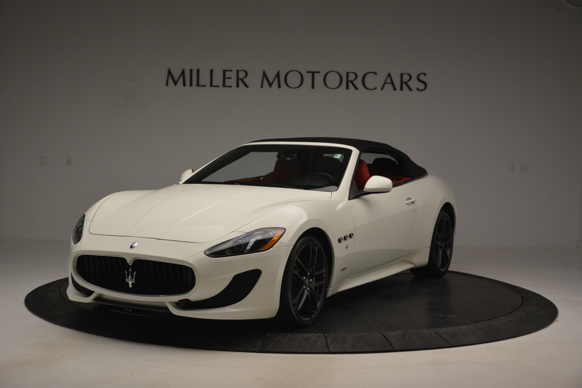 Used 2017 Maserati GranTurismo Sport For Sale In Greenwich, CT 2962_p13