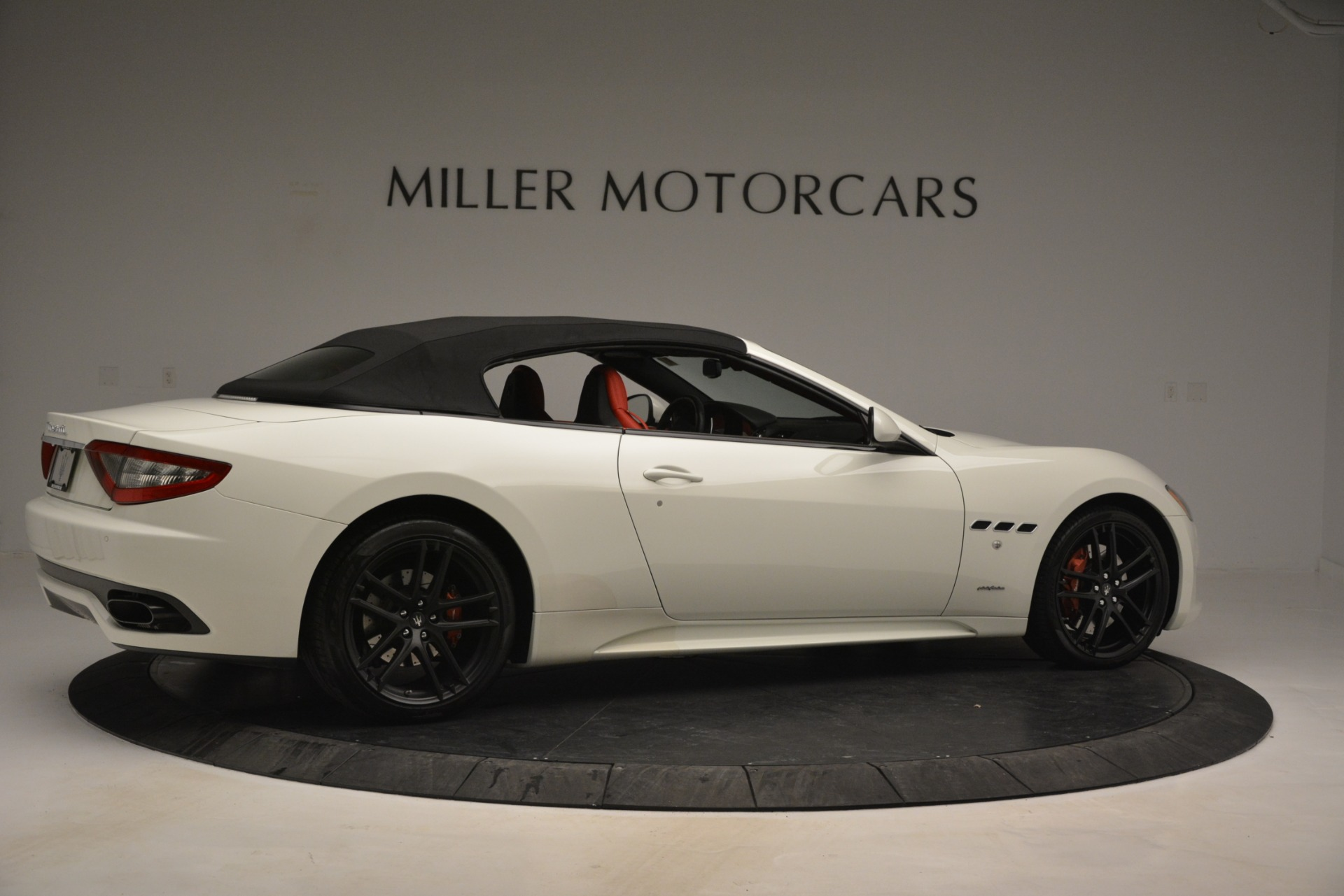 Used 2017 Maserati GranTurismo Sport For Sale In Greenwich, CT 2962_p20