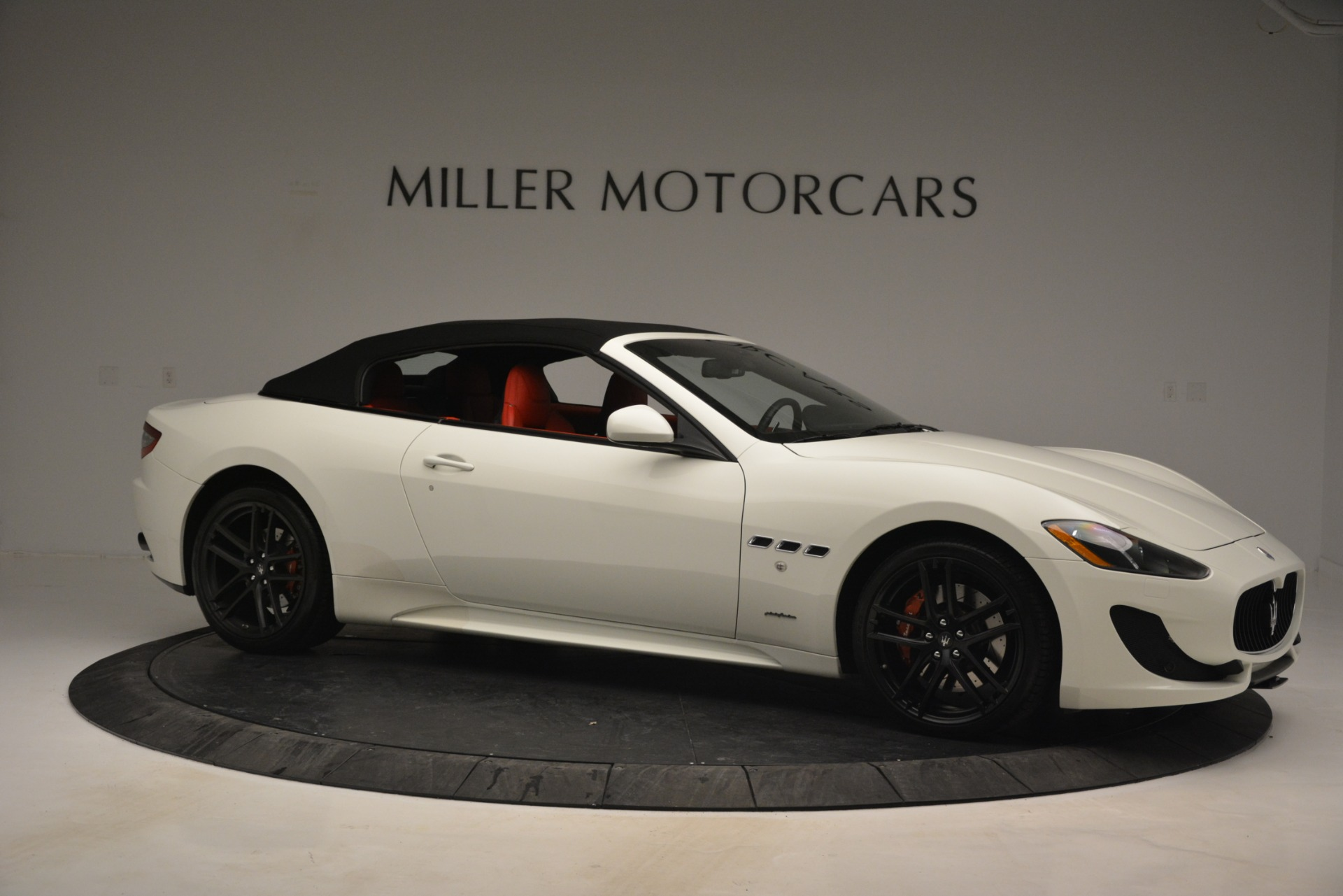 Used 2017 Maserati GranTurismo Sport For Sale In Greenwich, CT 2962_p22
