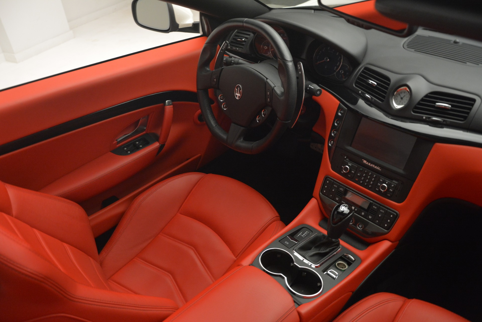 Used 2017 Maserati GranTurismo Sport For Sale In Greenwich, CT 2962_p27