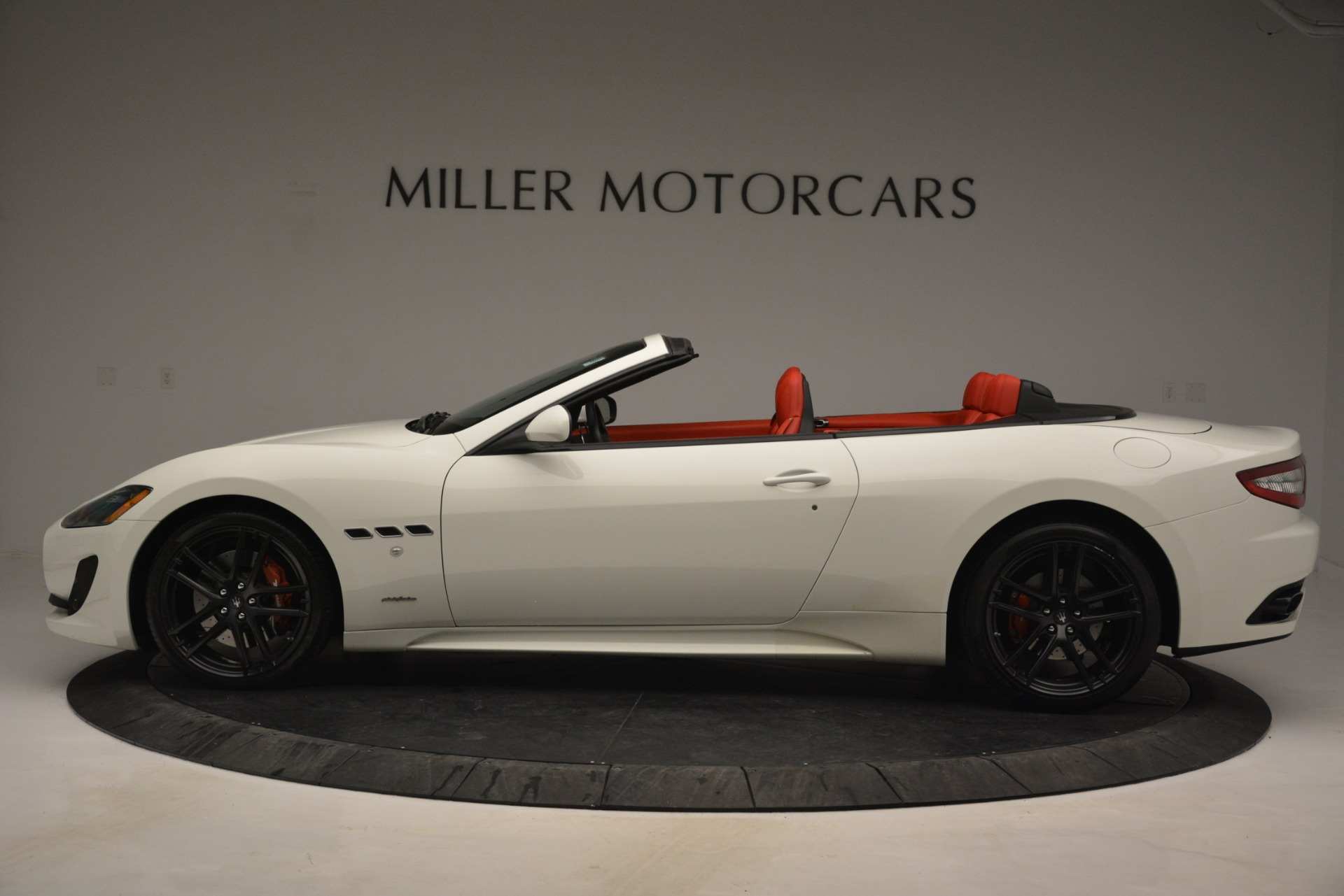 Used 2017 Maserati GranTurismo Sport For Sale In Greenwich, CT 2962_p3