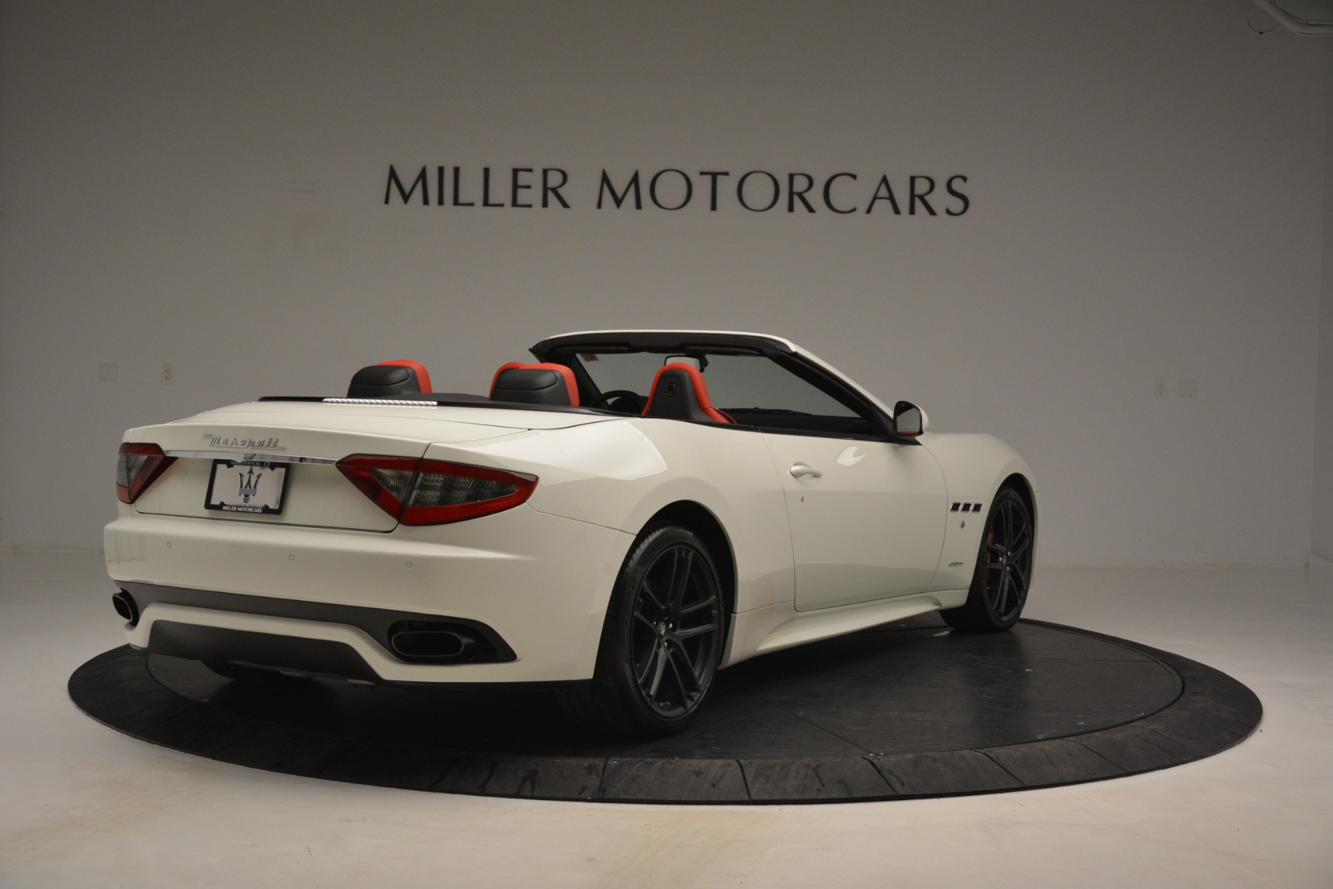 Used 2017 Maserati GranTurismo Sport For Sale In Greenwich, CT 2962_p7